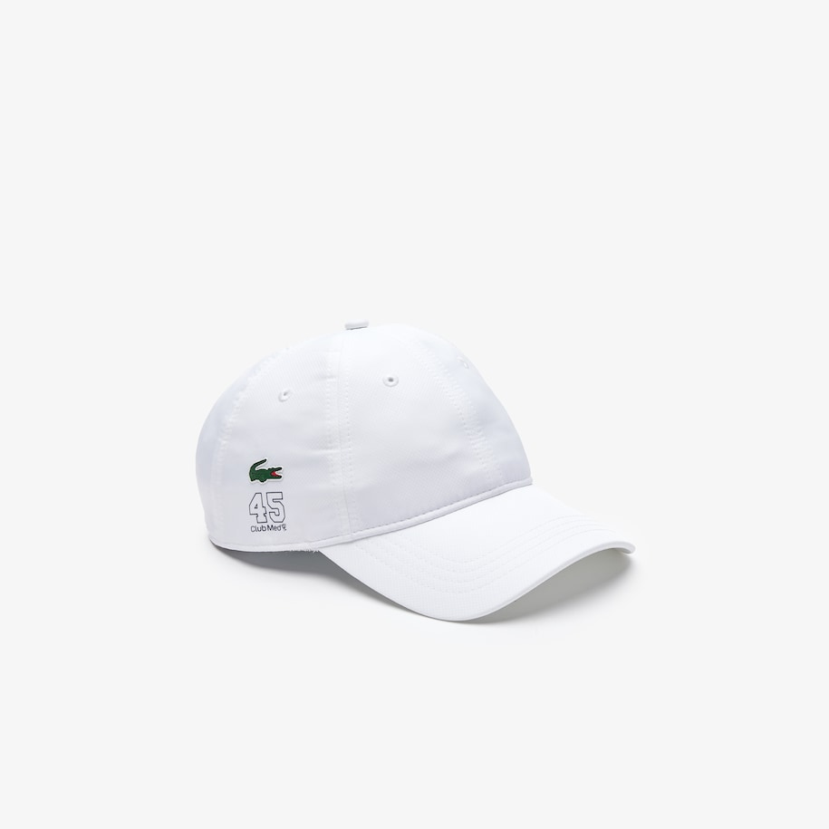 Men's Lacoste Club Med Taffeta Cap
