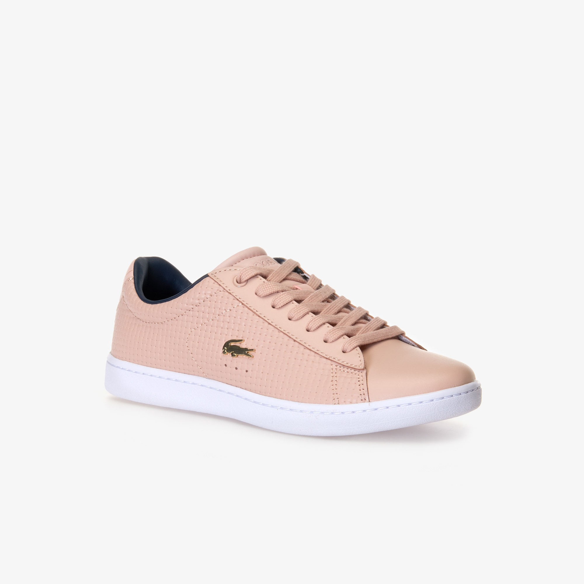 Women's Carnaby Evo Woven Leather Trainers
