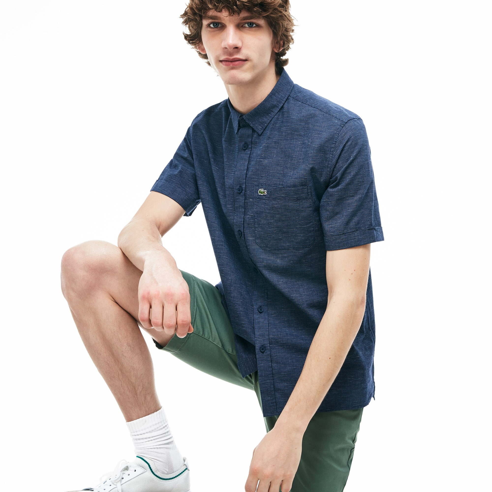 c5ec12a002 Shirts for men | Men's fashion | LACOSTE