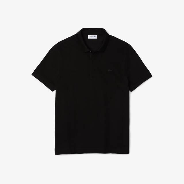 363f4165ad2d82 Men s Lacoste Paris Polo Shirt Regular Fit Stretch Cotton Piqué