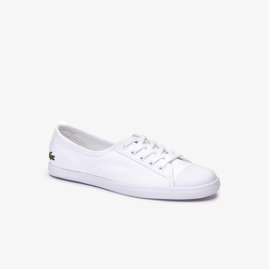 Women's Ziane Canvas Trainers
