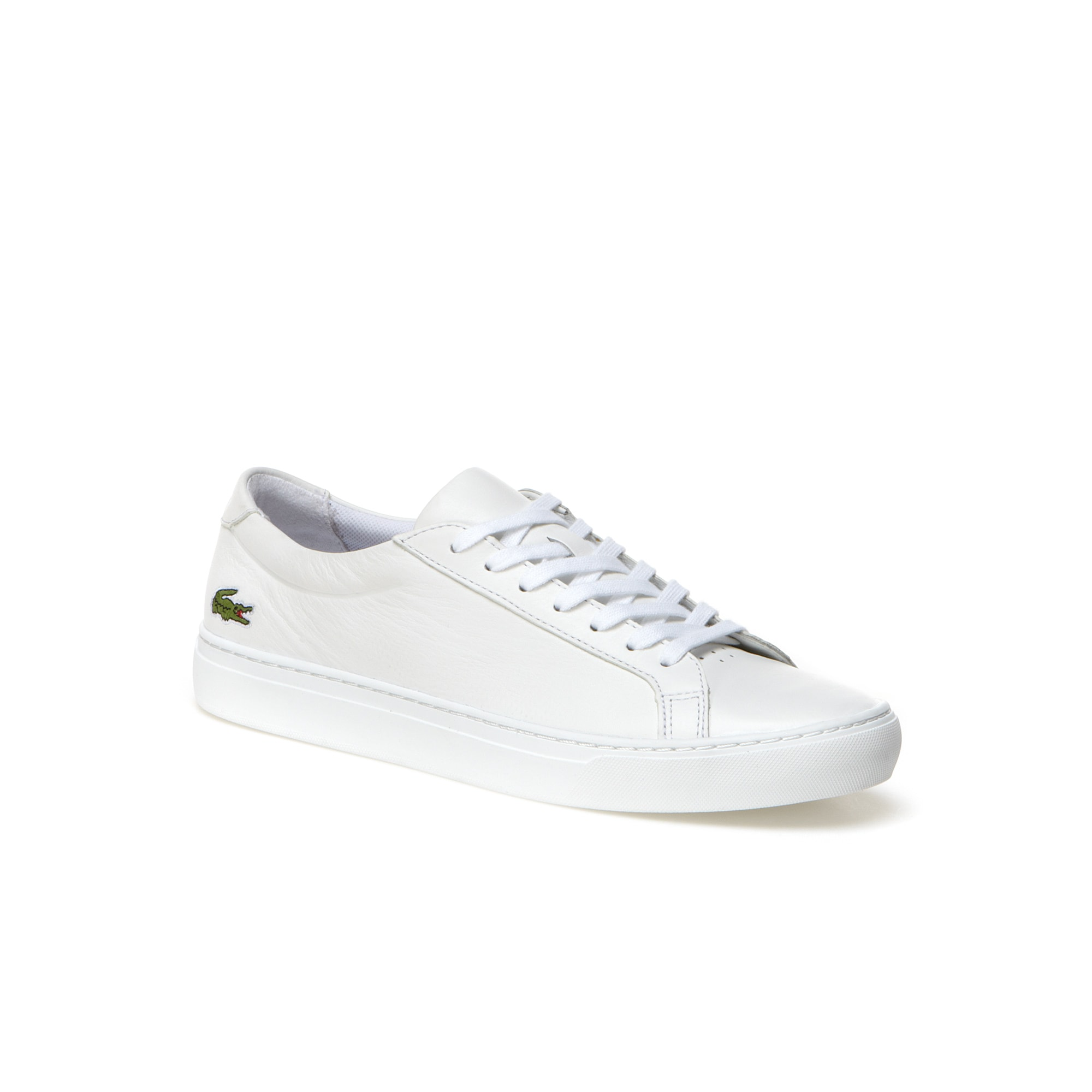 7d07b77b743853 Men s L.12.12 Nappa Leather Trainers