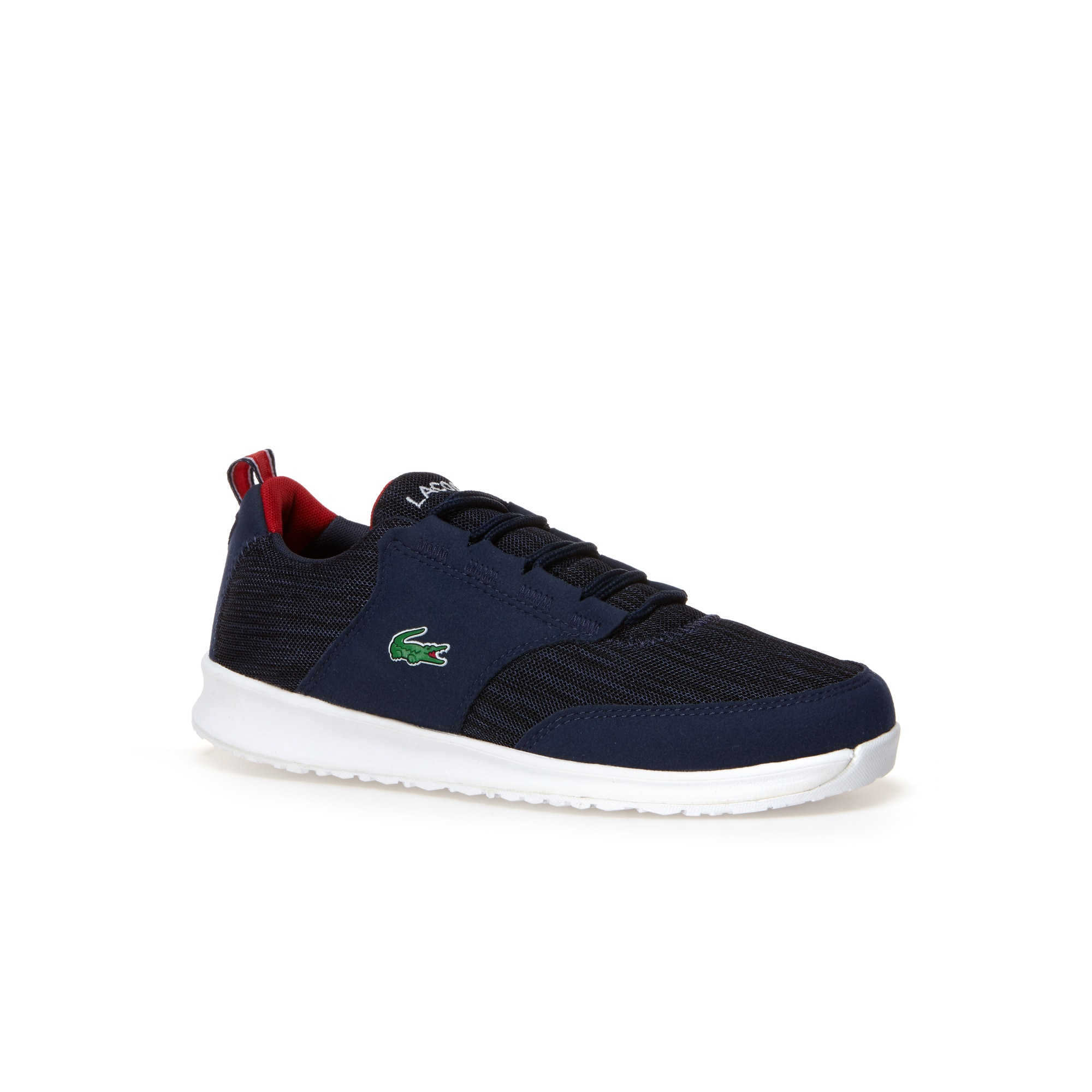 Kids' L.ight Textile Trainers