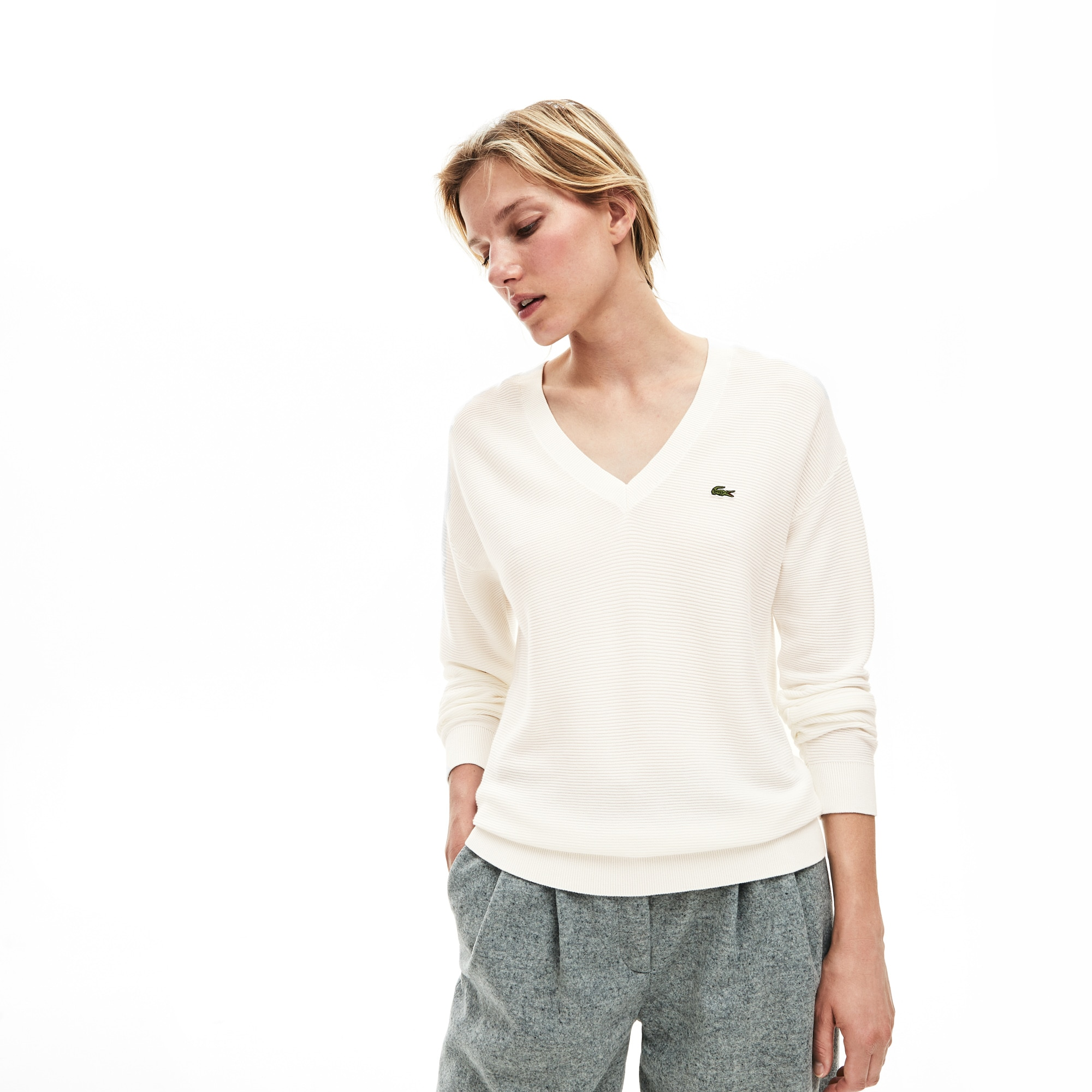 dafddb61767b8 Knitwear & Sweatshirts | Women's Fashion | LACOSTE