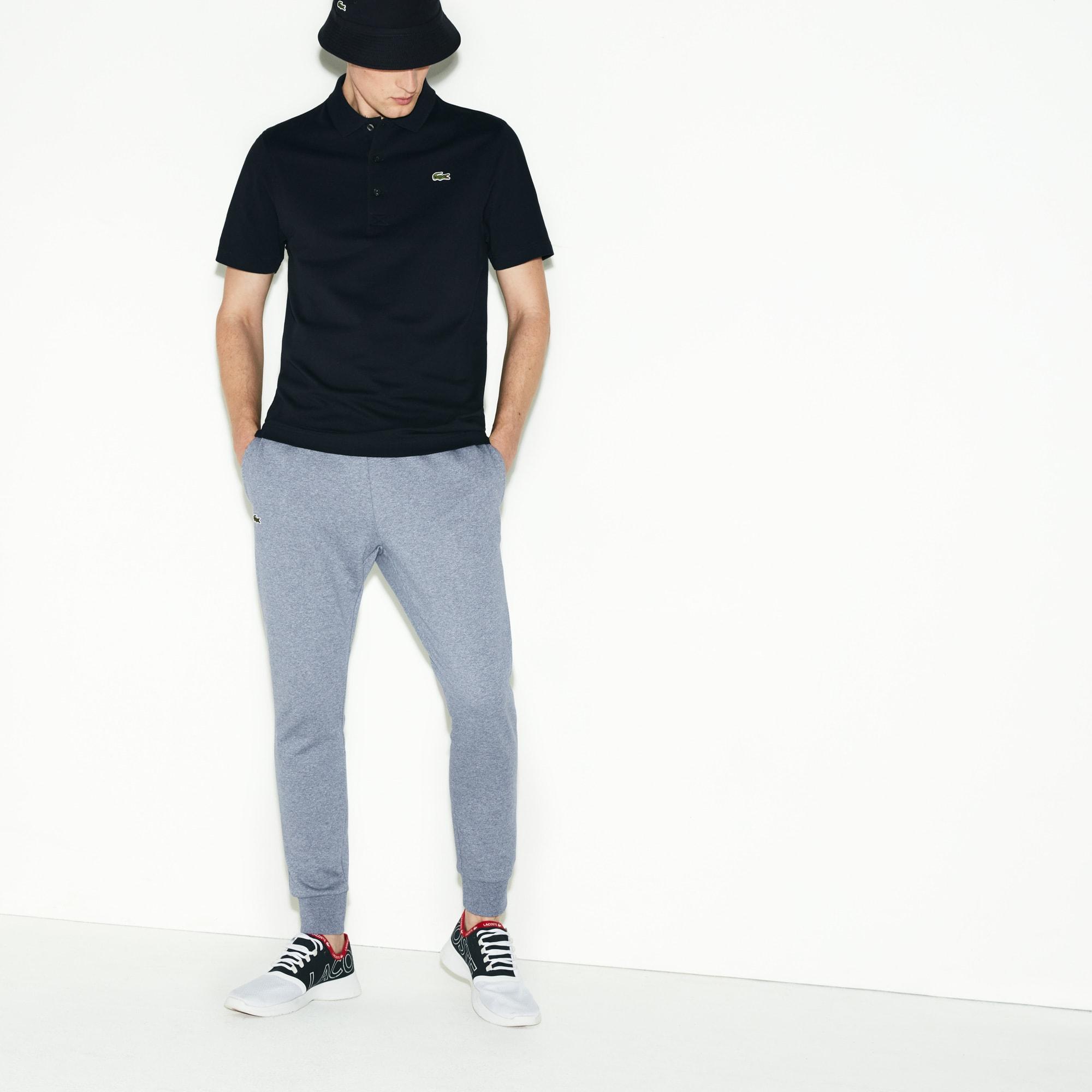 a6b525e8ae943d + 10 colours. 50% off. Men's Lacoste SPORT Cotton Fleece Tennis Sweatpants