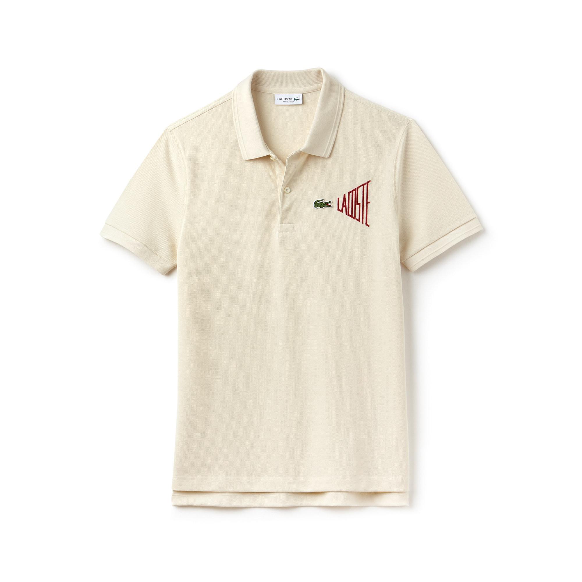 Men's Lacoste Regular Fit Piqué Polo Shirt