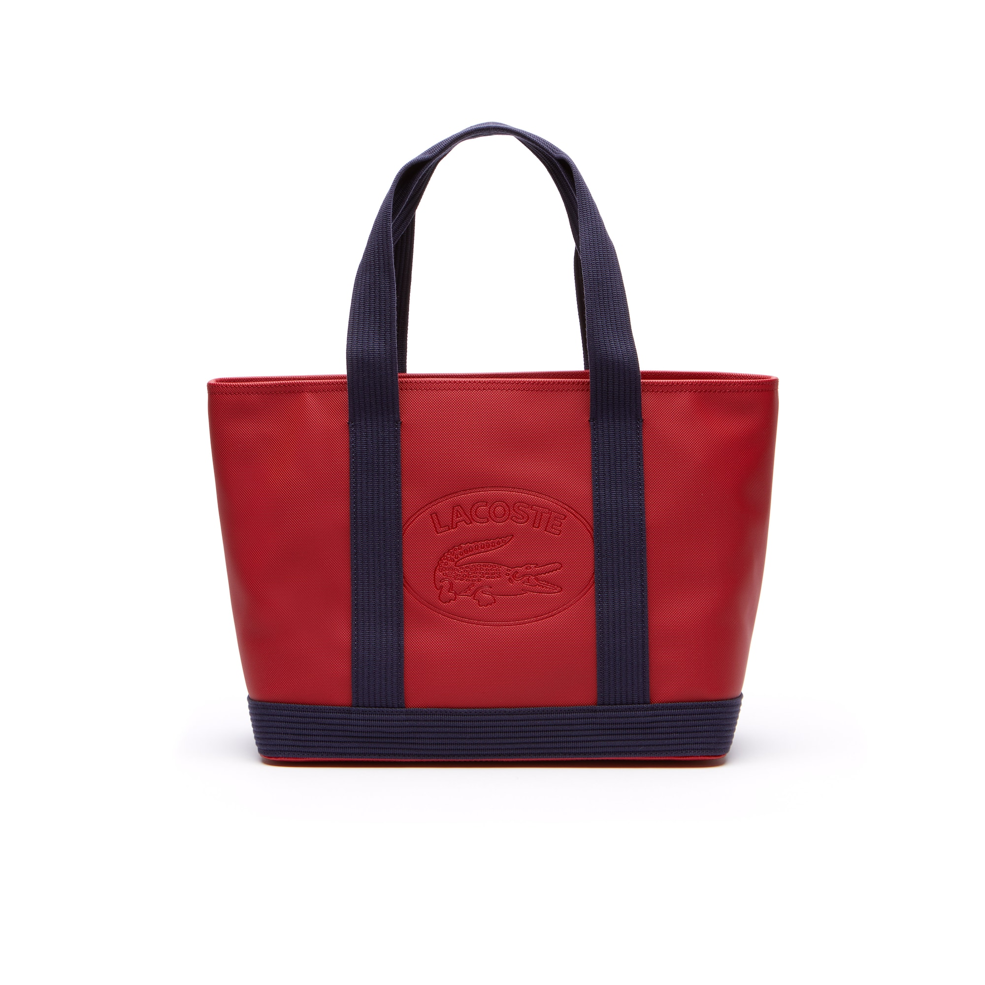 Women S Classic Coated Piqué Canvas Zip Tote Bag