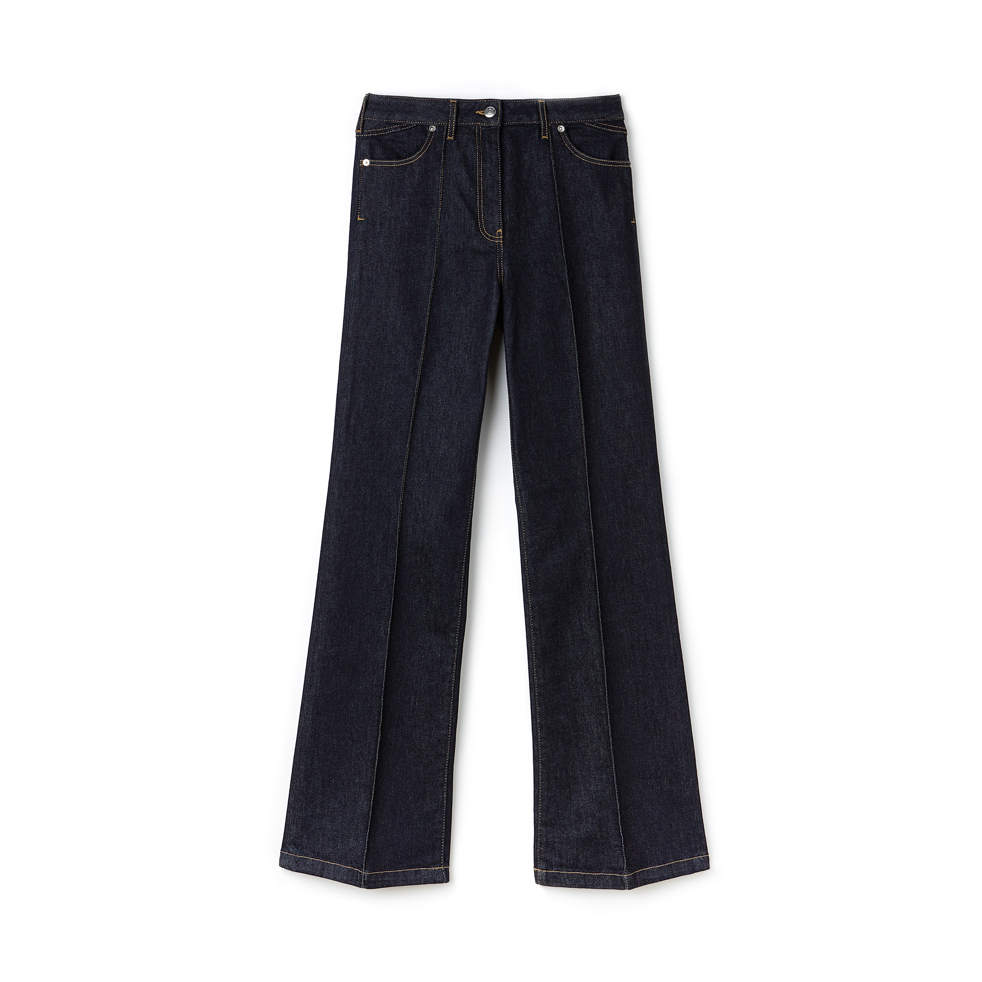 Women's Boot Cut Stretch Cotton Denim Jeans