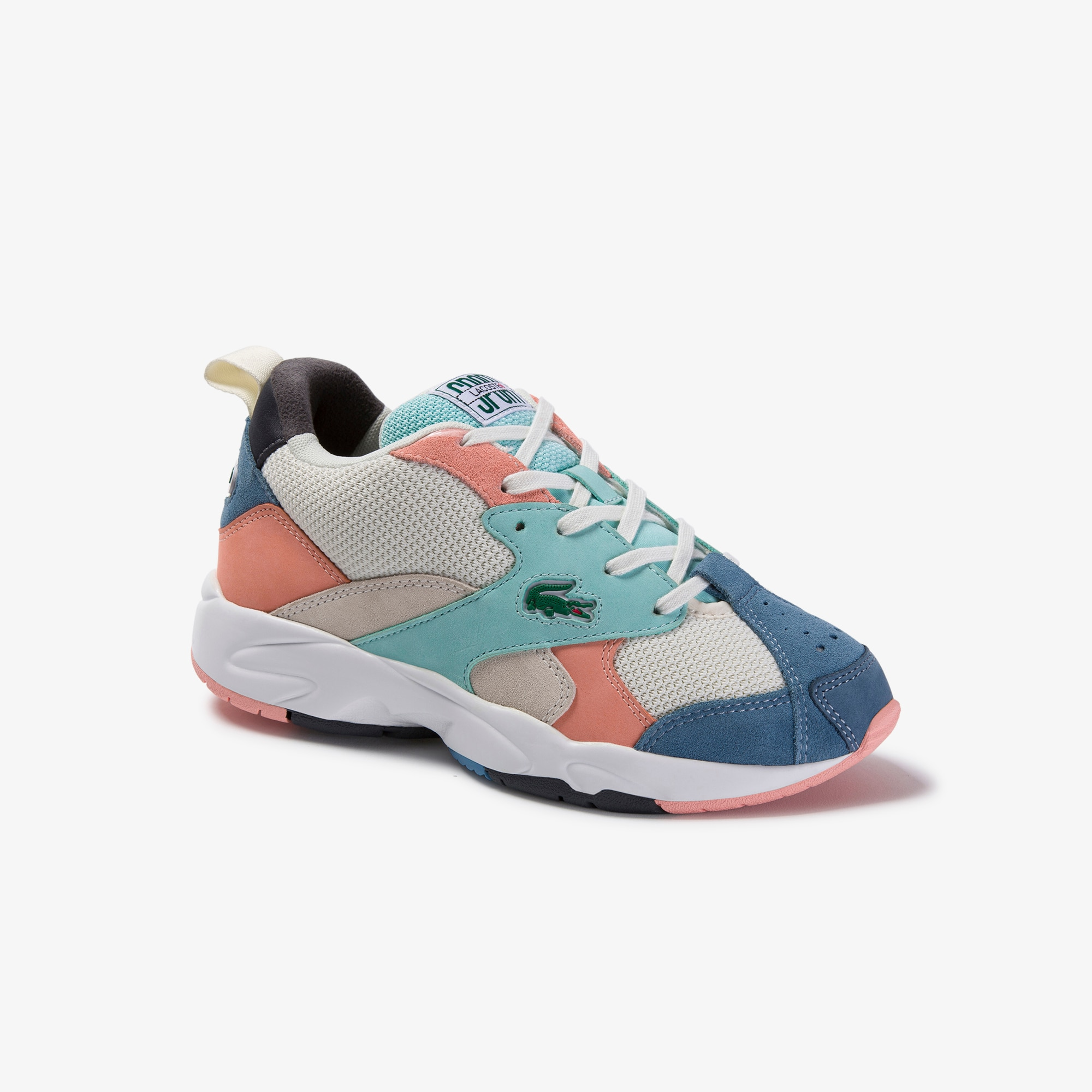 Women's Storm 96 Textile and Suede Trainers