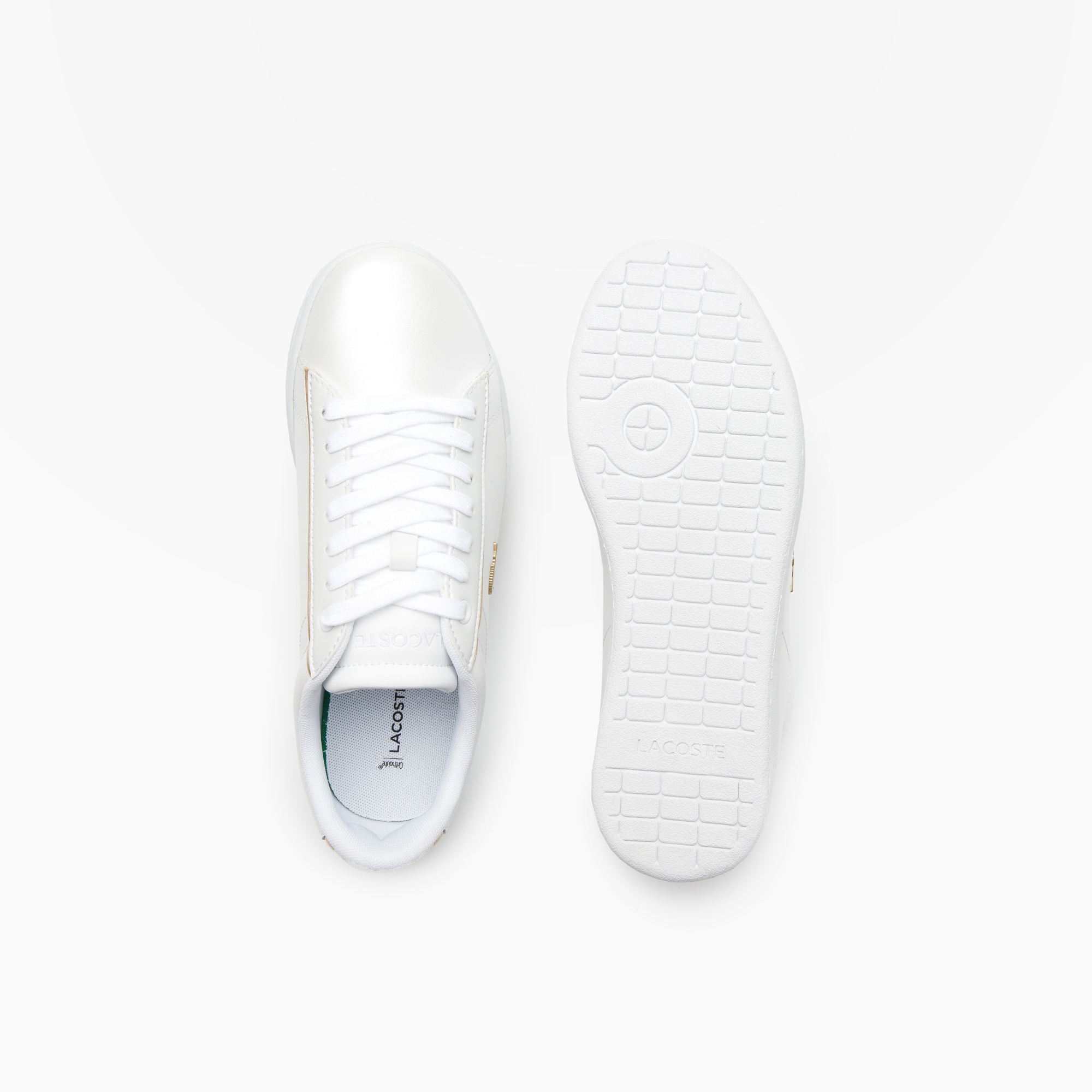 Women's Carnaby Evo Contrast Leather Trainers