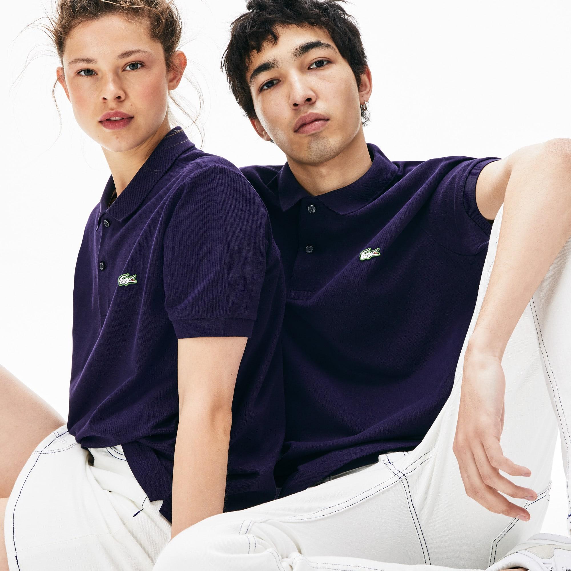 e181e6ed20684 Unisex Lacoste LIVE Slim Fit Petit Piqué Polo Shirt. £90.00. + 7 colors