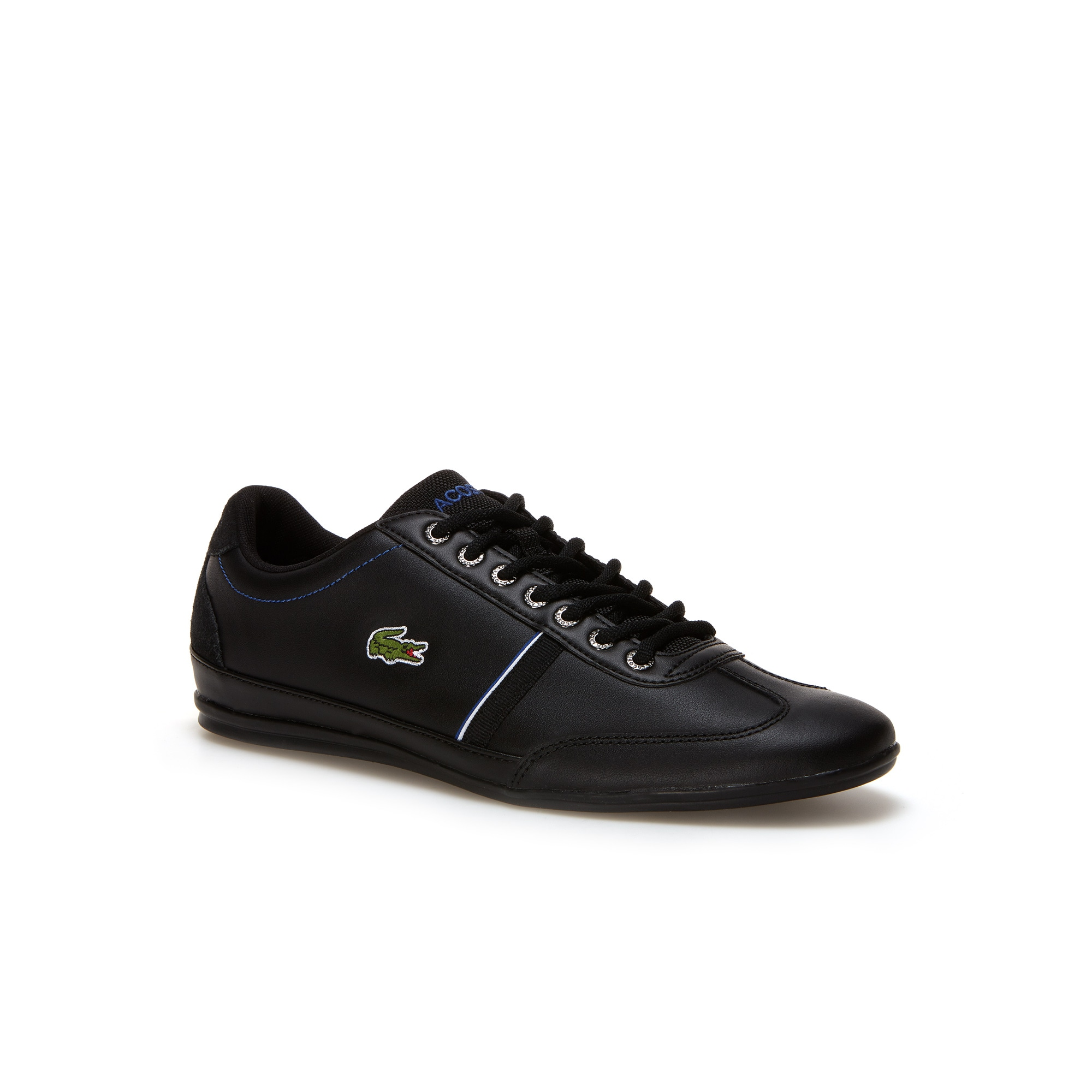 Men's Misano Sport Leather Trainers