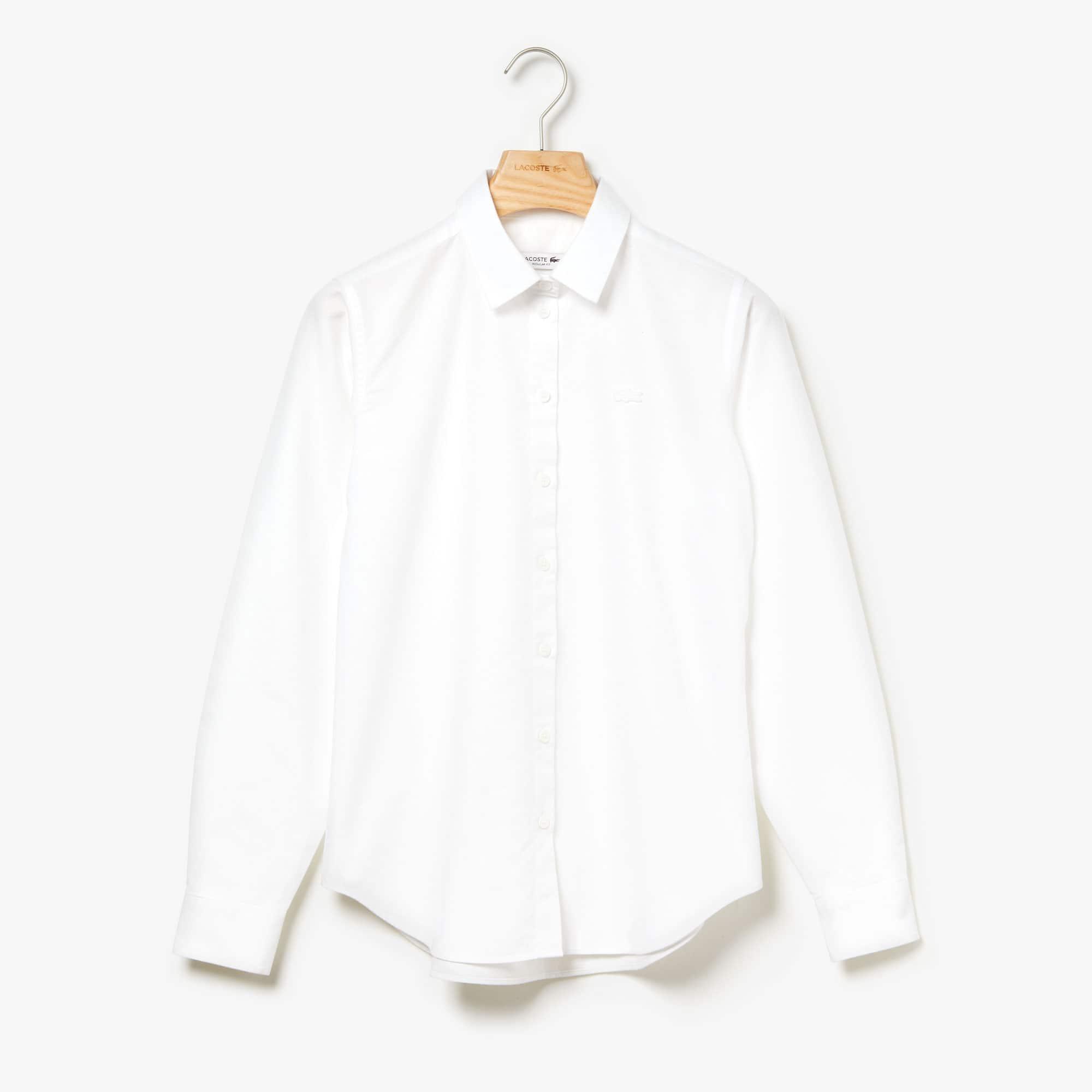 b925dc8694 Women's Regular Fit Oxford Cotton Shirt