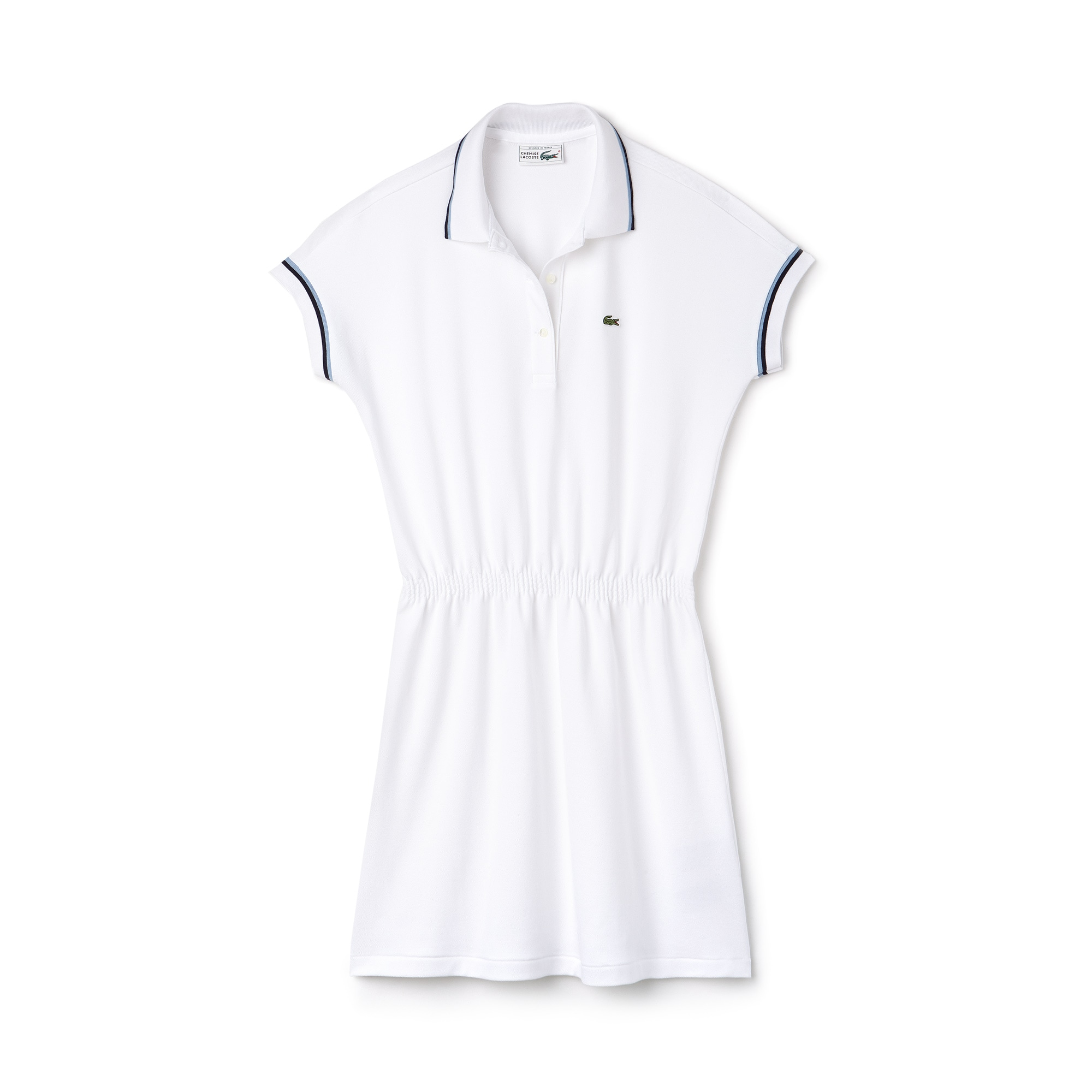 Women's Lacoste 1980s Revival 85th Anniversary Limited Edition Piqué Polo Dress