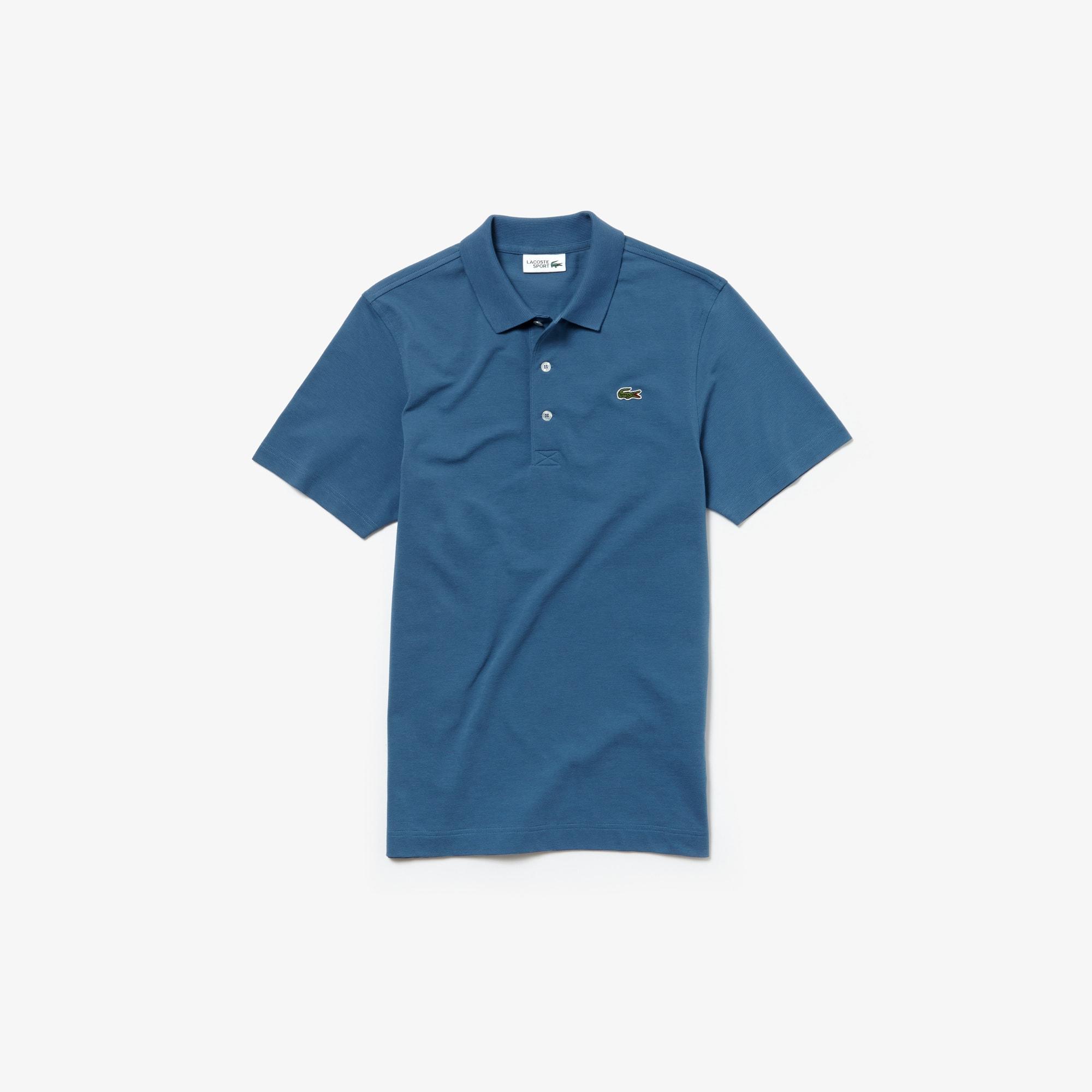 188ab23f6e0 Men s Lacoste SPORT Tennis regular fit Polo Shirt in ultra-lightweight knit