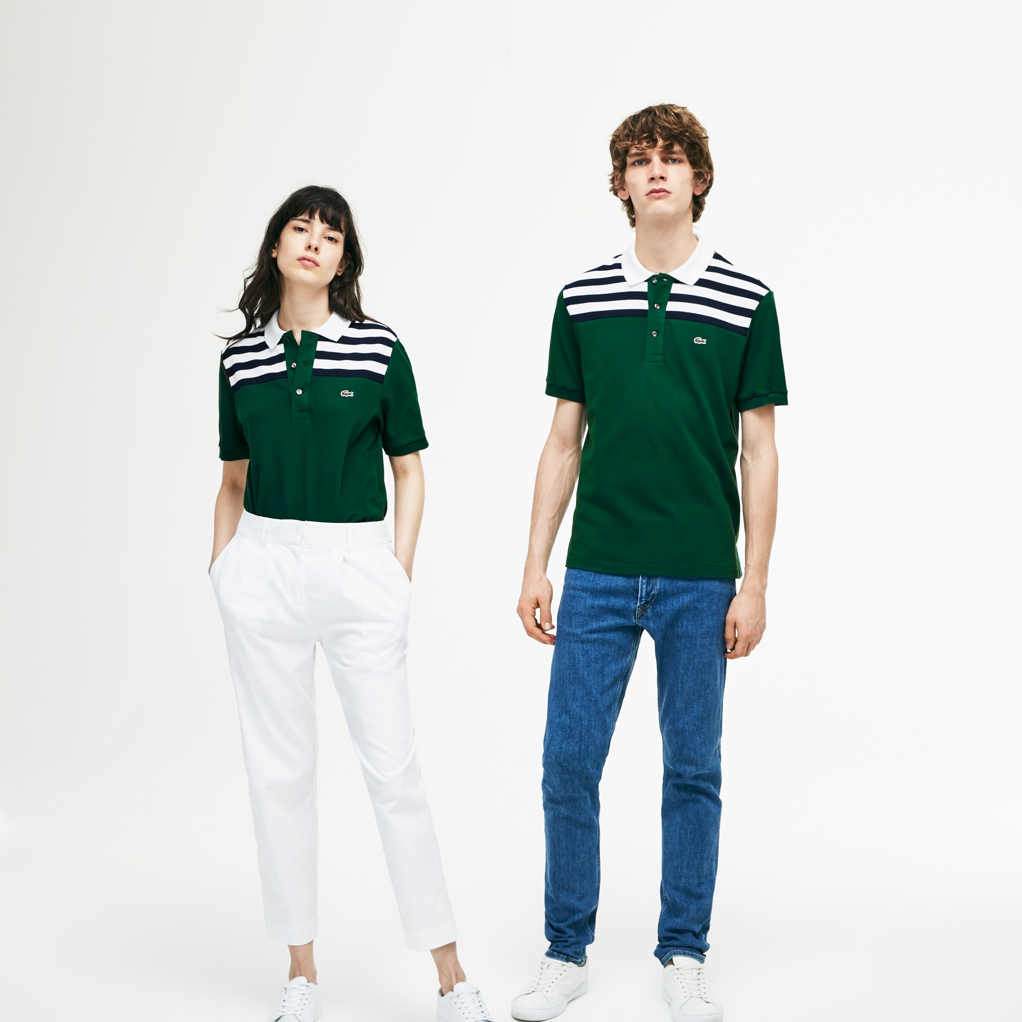 Unisex Lacoste L.12.12 1980s Revival 85th Anniversary Limited Edition Piqué Polo Shirt