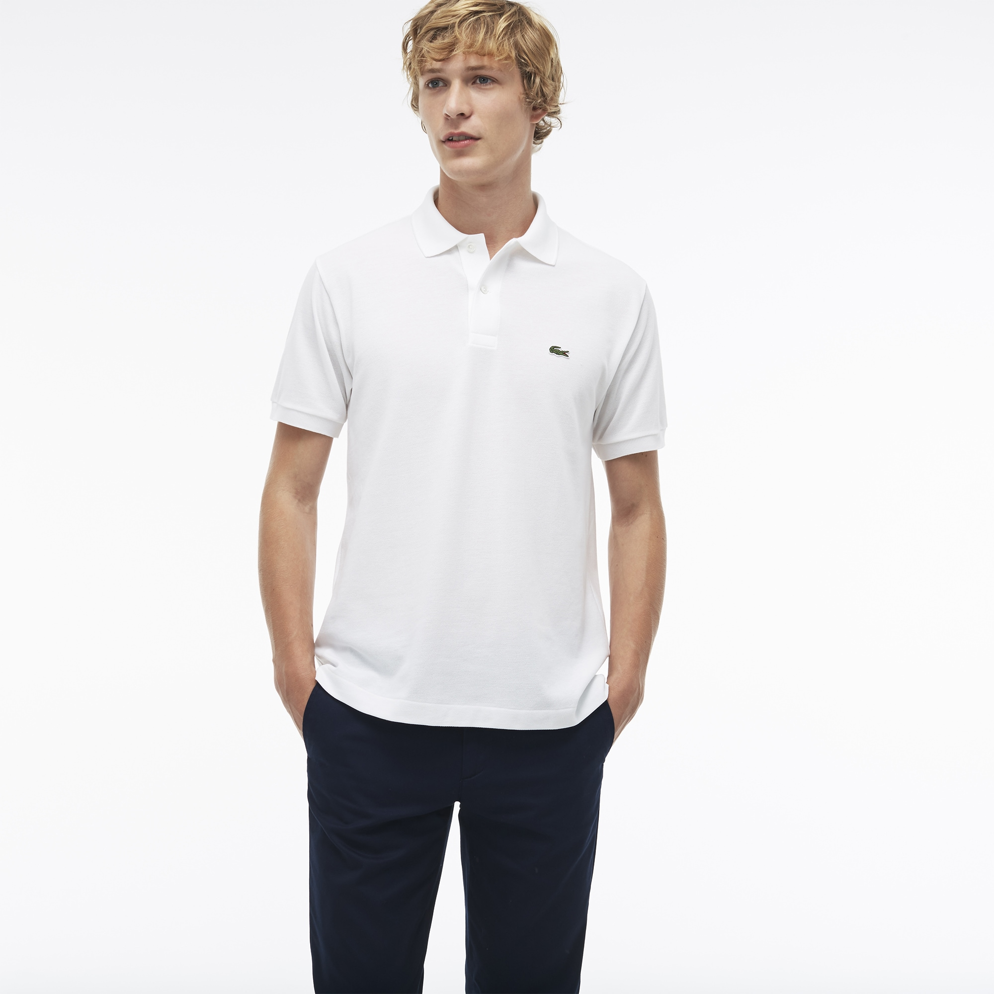 Customised L.12.12 Lacoste Polo