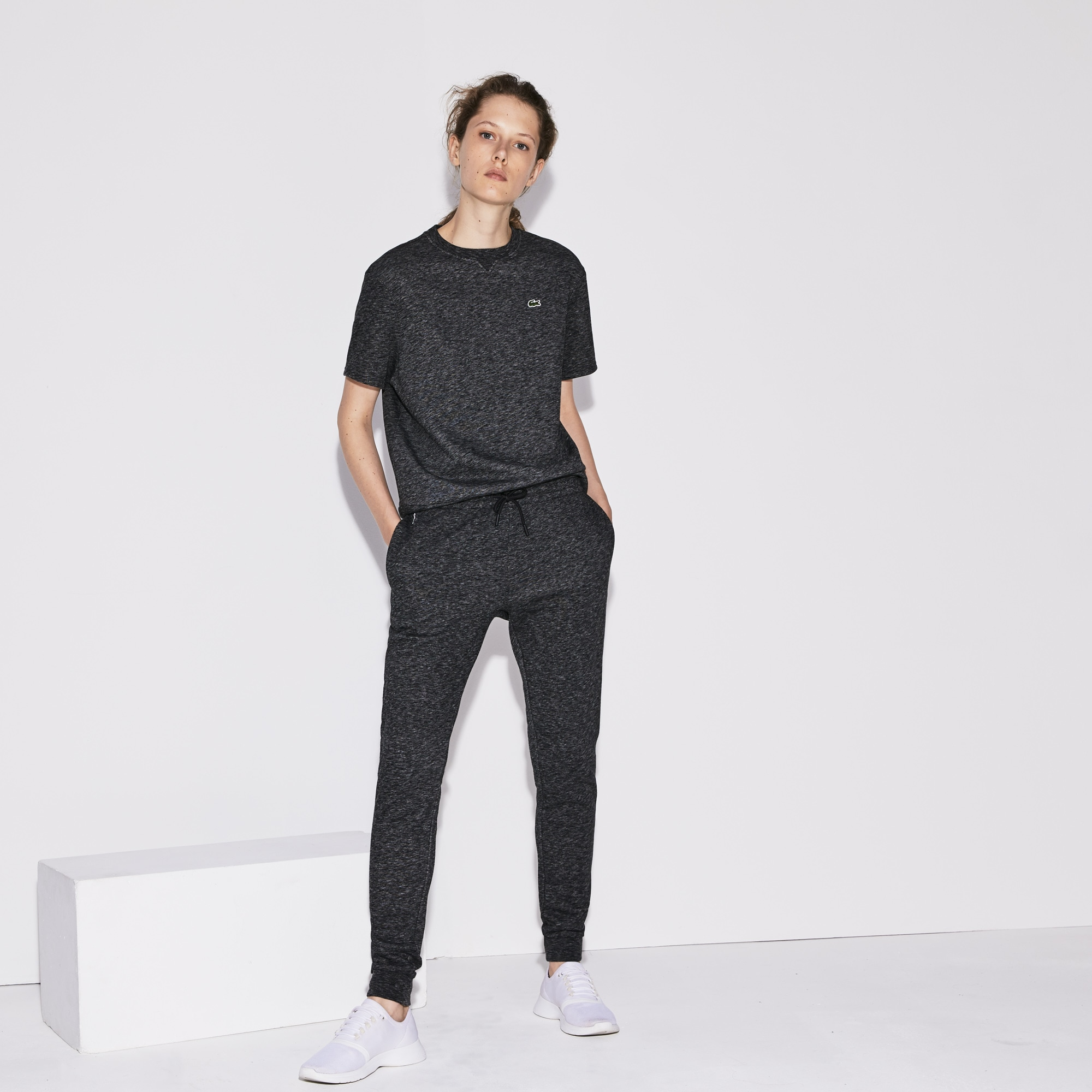 Women's Lacoste SPORT Tennis Fleece Trackpants
