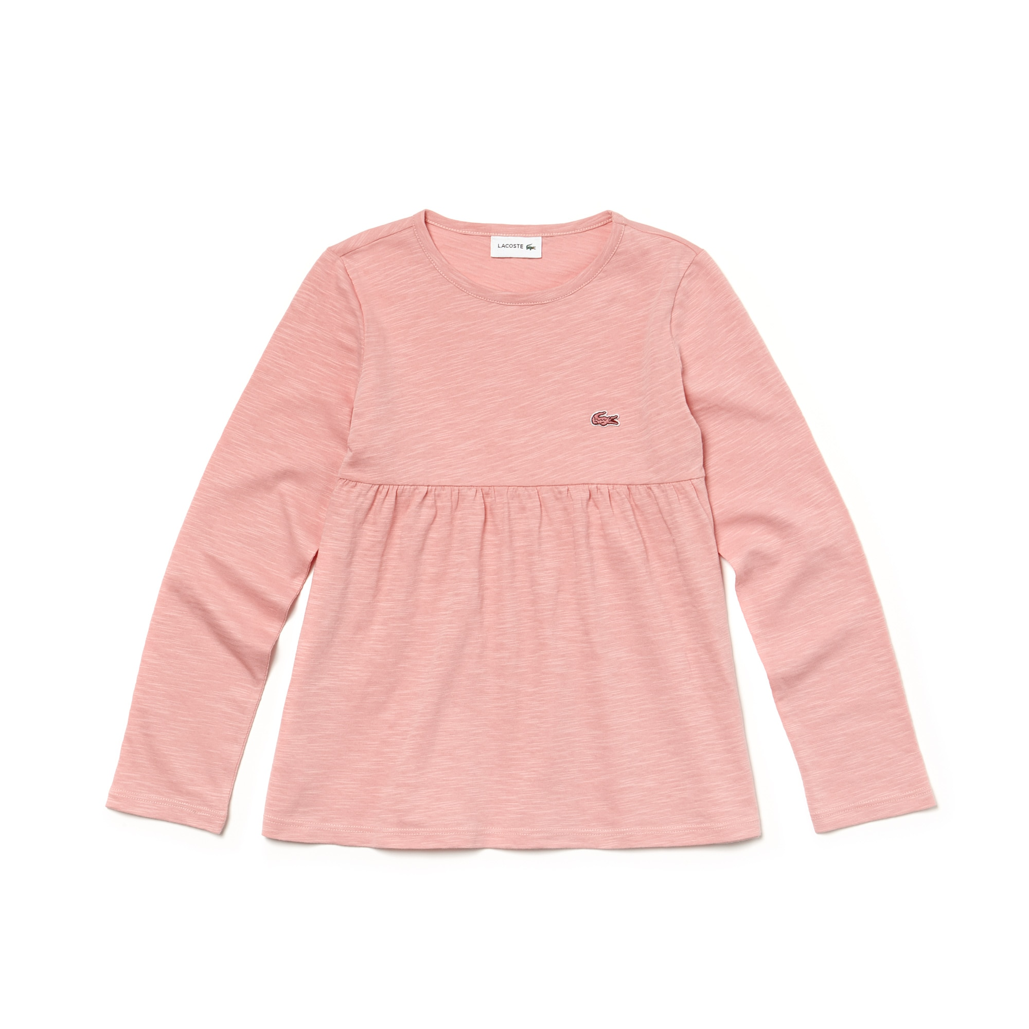 Girls' Crew Neck Cotton Jersey T-shirt