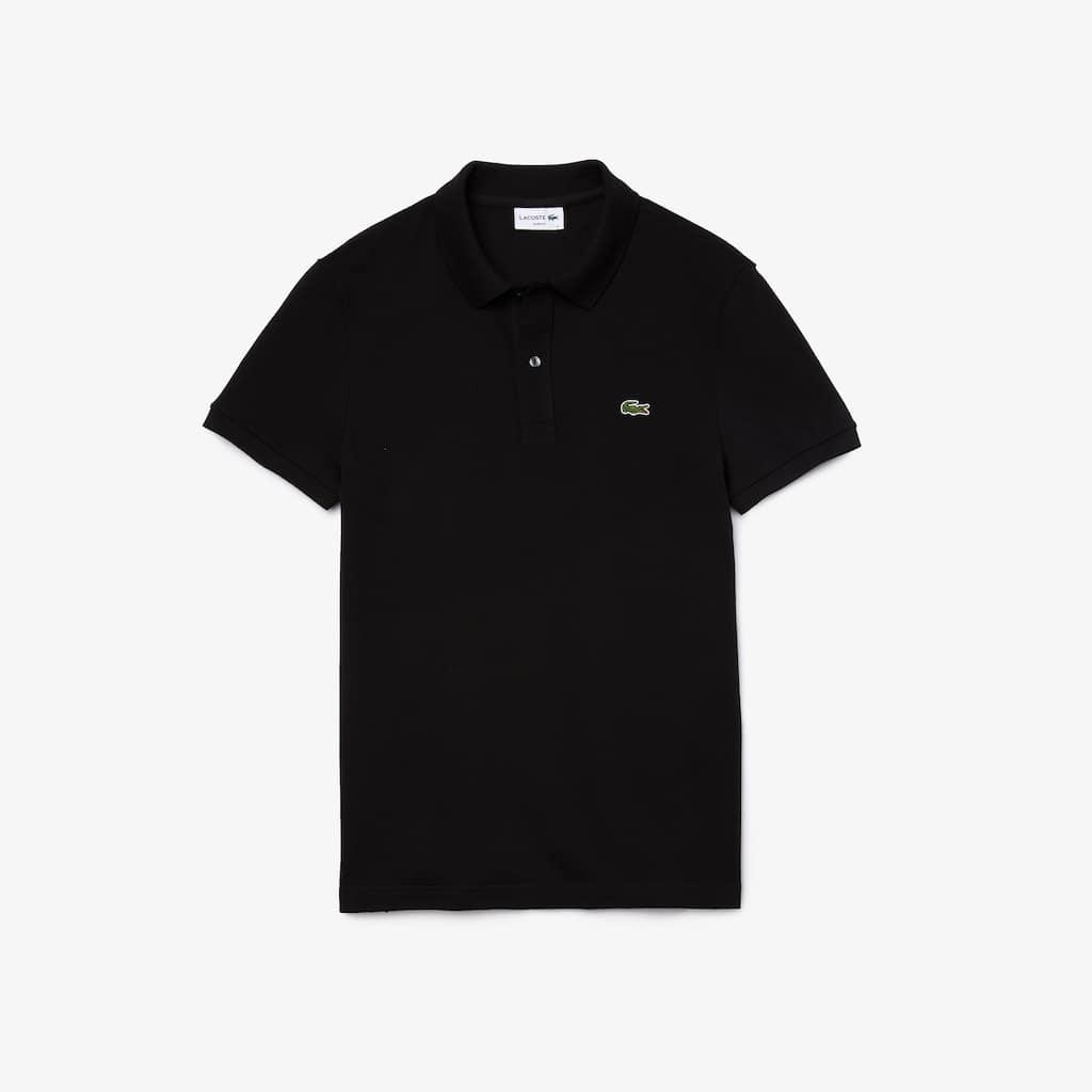 ecd5d0f55174d Men s Slim fit Lacoste Polo Shirt in petit piqué