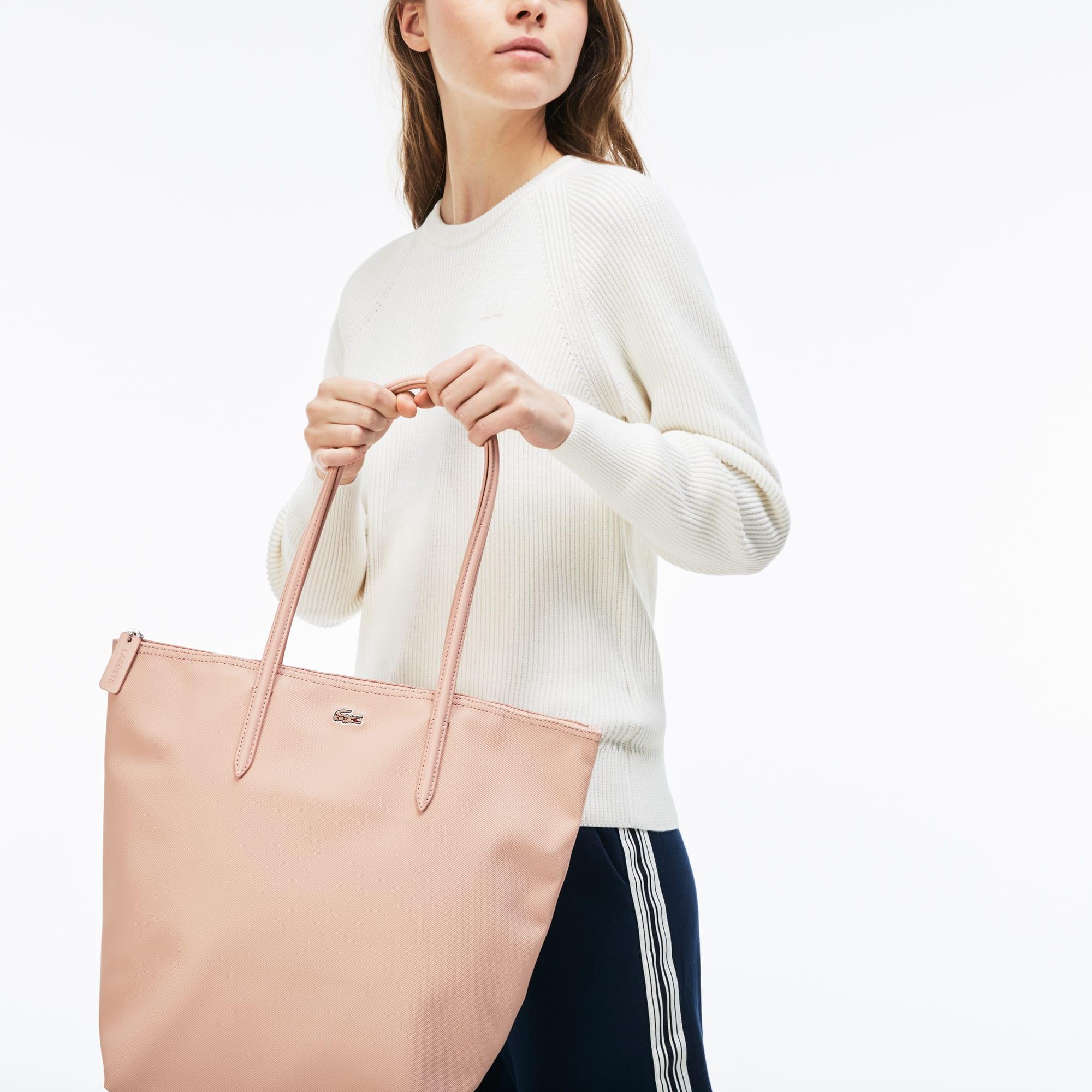 Women's L.12.12 Concept Vertical Zip Tote Bag