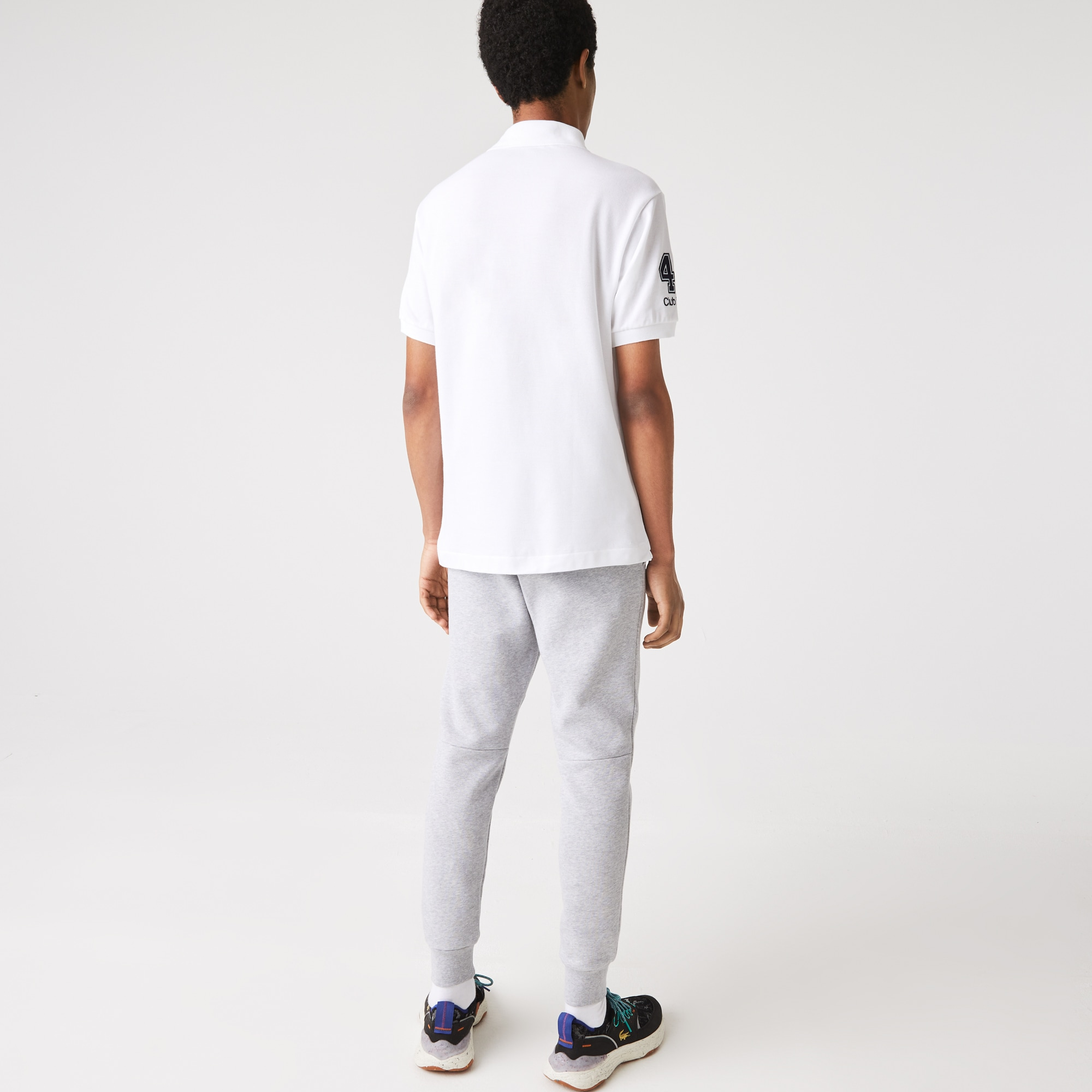Men's Lacoste Classic Fit Club Med Polo Shirt