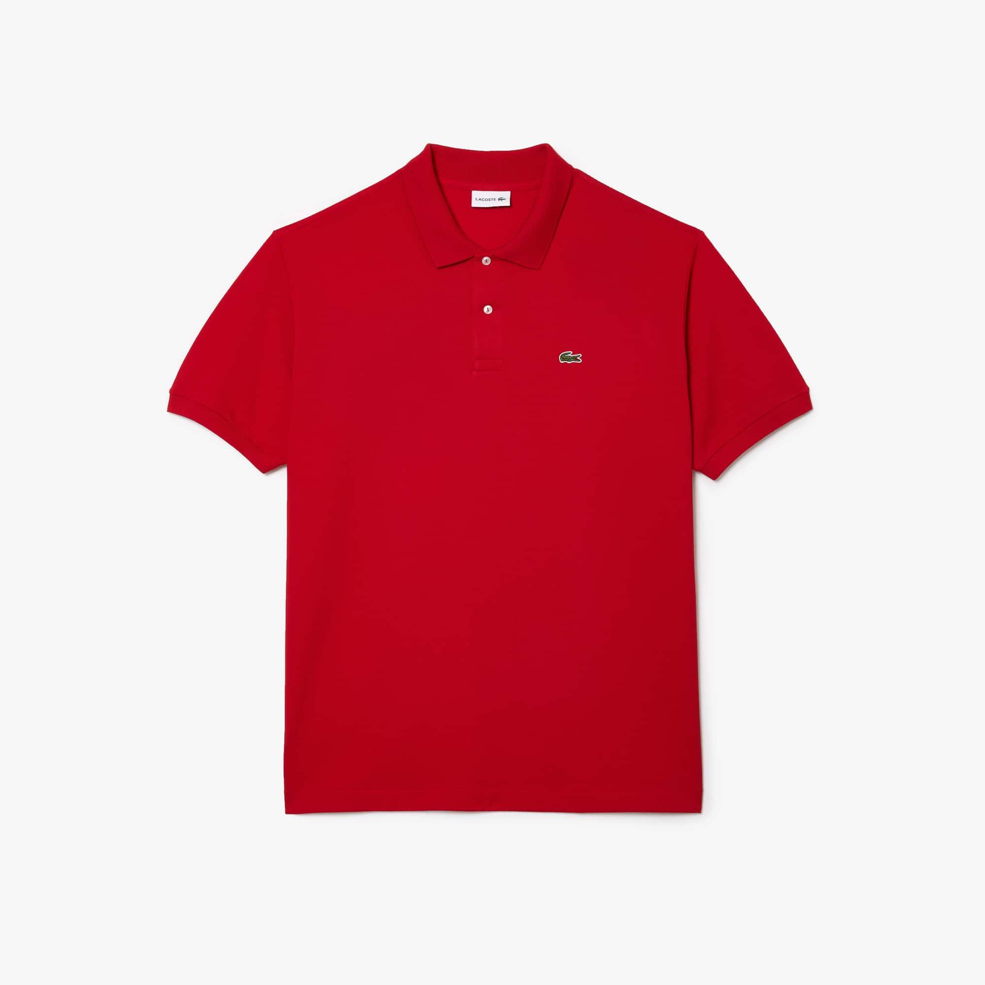 ab392ac19 Men s Lacoste Big Fit Cotton Polo Shirt ...