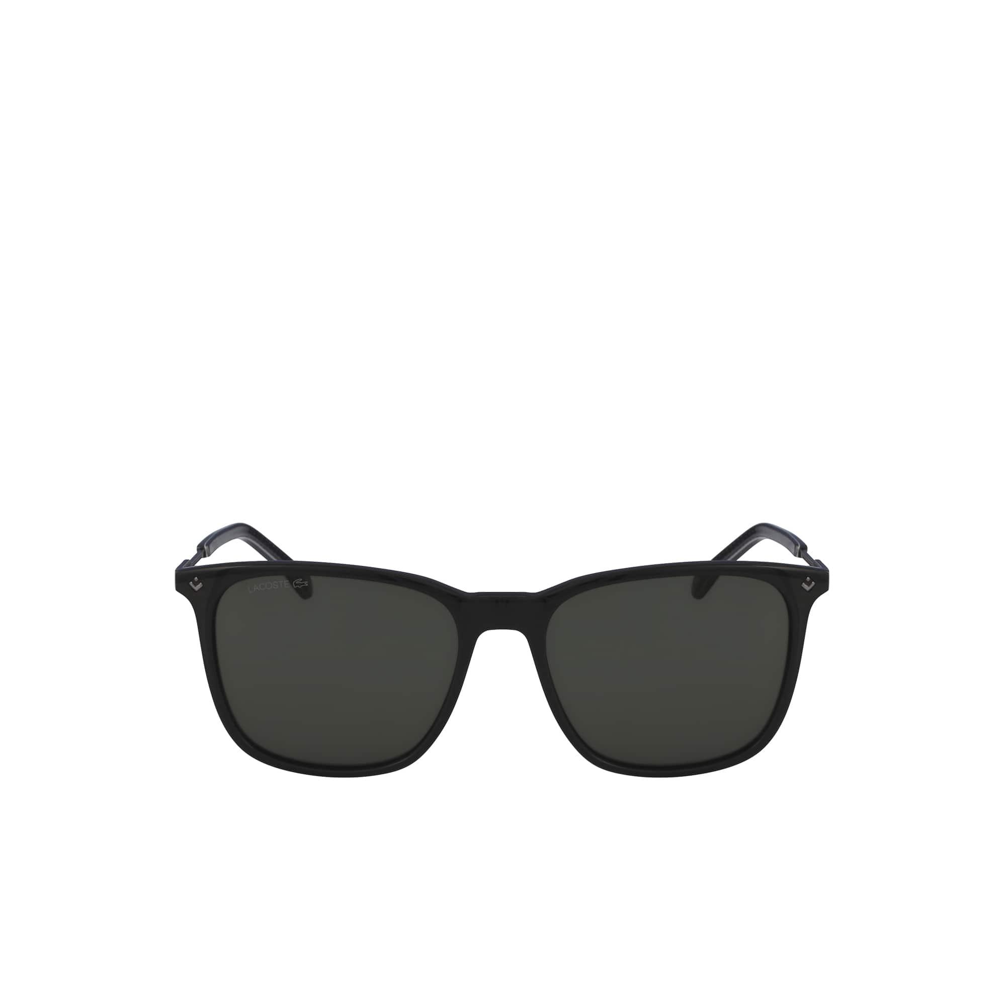 Acetate Petit Piqué Sunglasses
