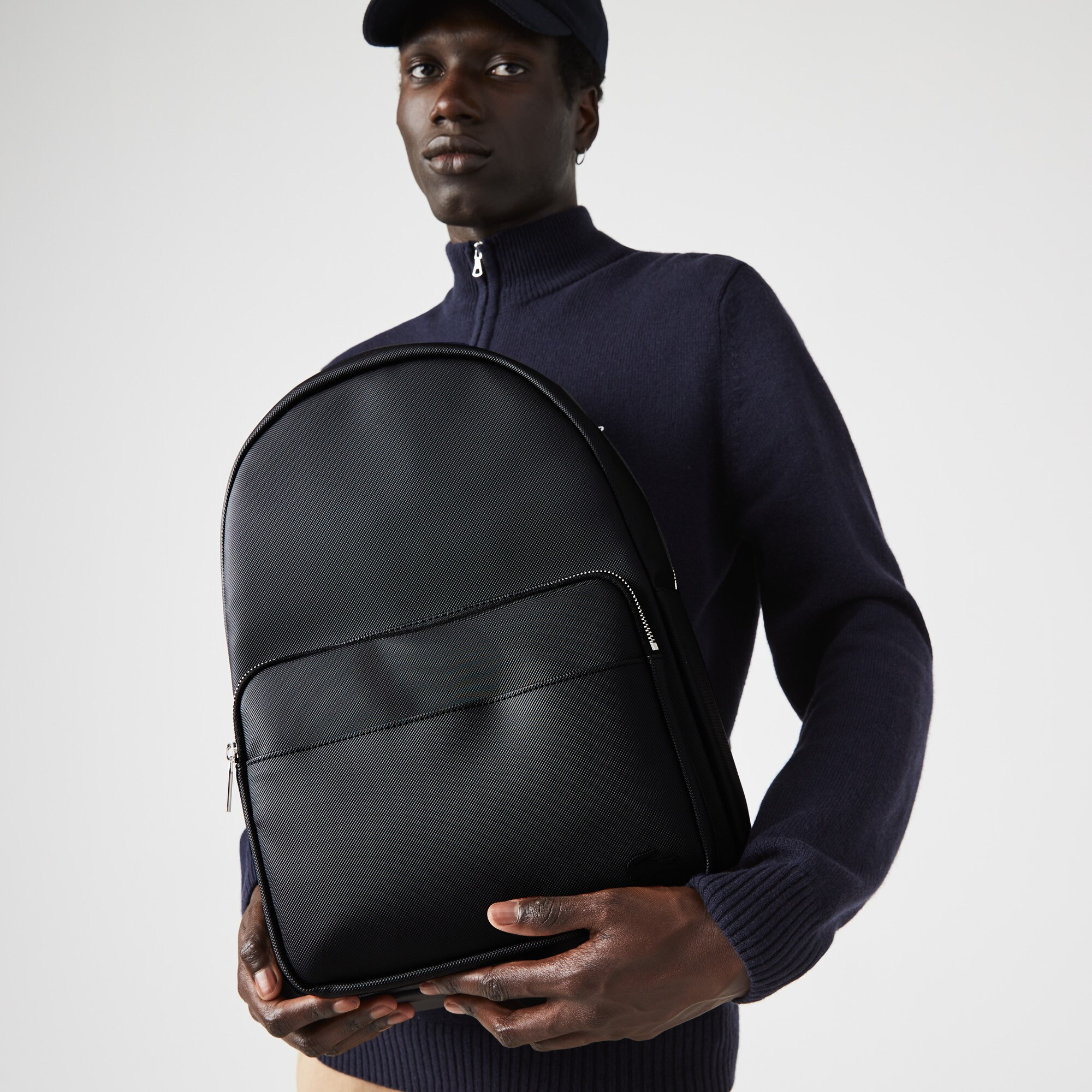 Men's Classic Petit Piqué Backpack