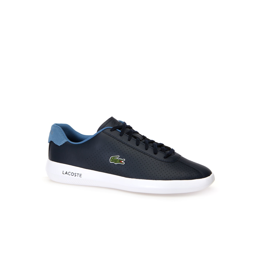 8c69803d54df63 Men s Avance Synthetic and Suede Trainers