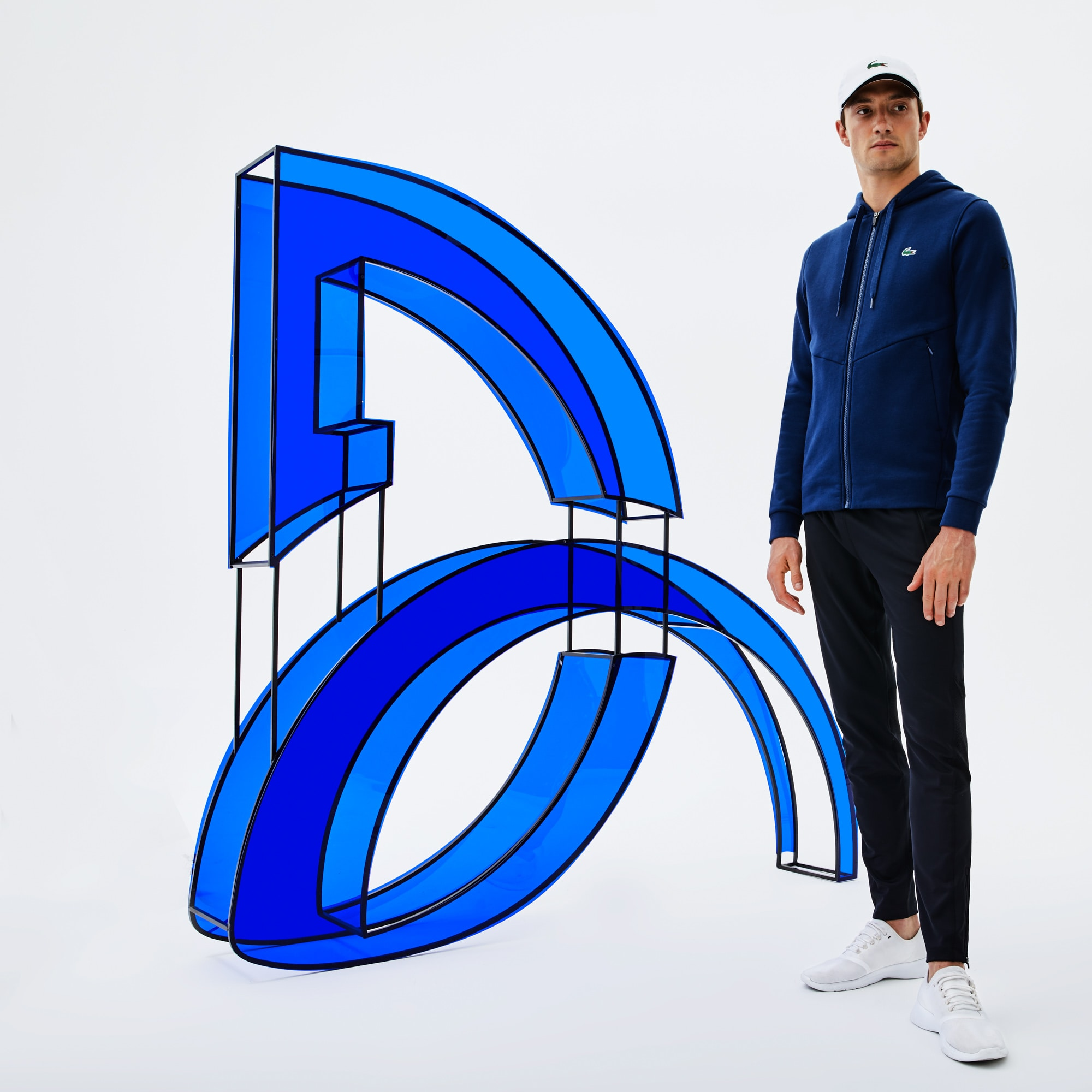Men's Lacoste SPORT NOVAK DJOKOVIC-OFF COURT COLLECTION...