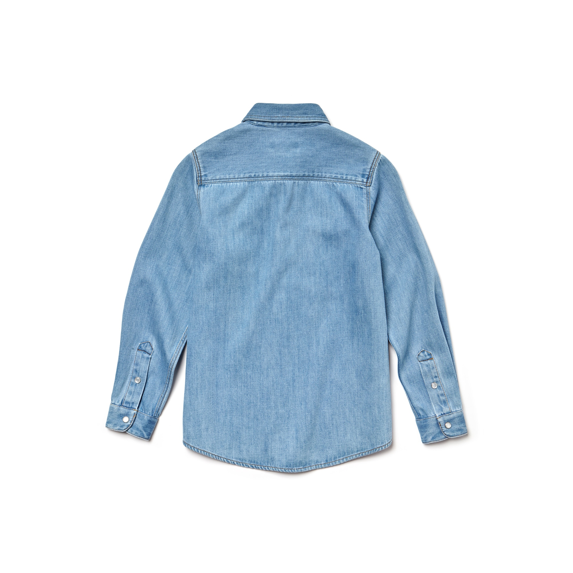 Boys' Cotton Denim Shirt