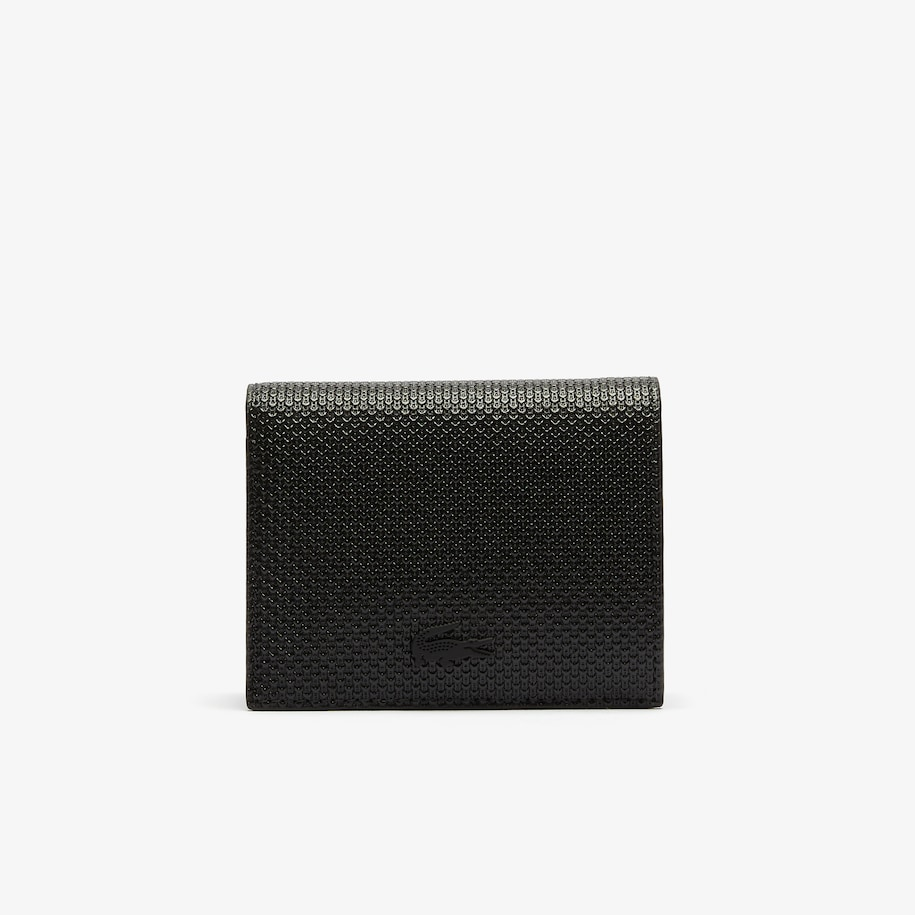 Women's Chantaco Small Piqué Leather Snap Wallet
