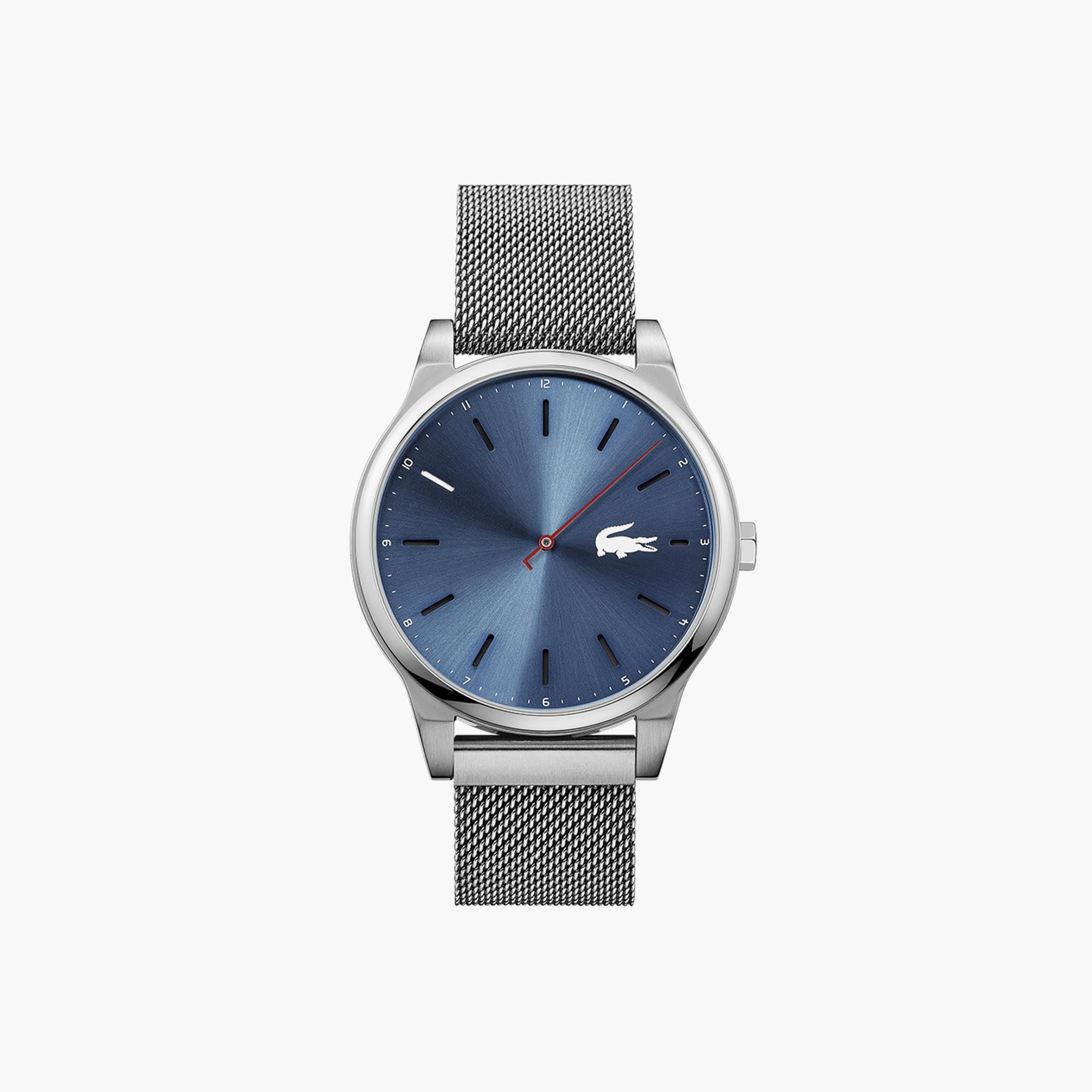 Men's Kyoto Watch with Stainless Steel Mesh Bracelet and Blue Dial