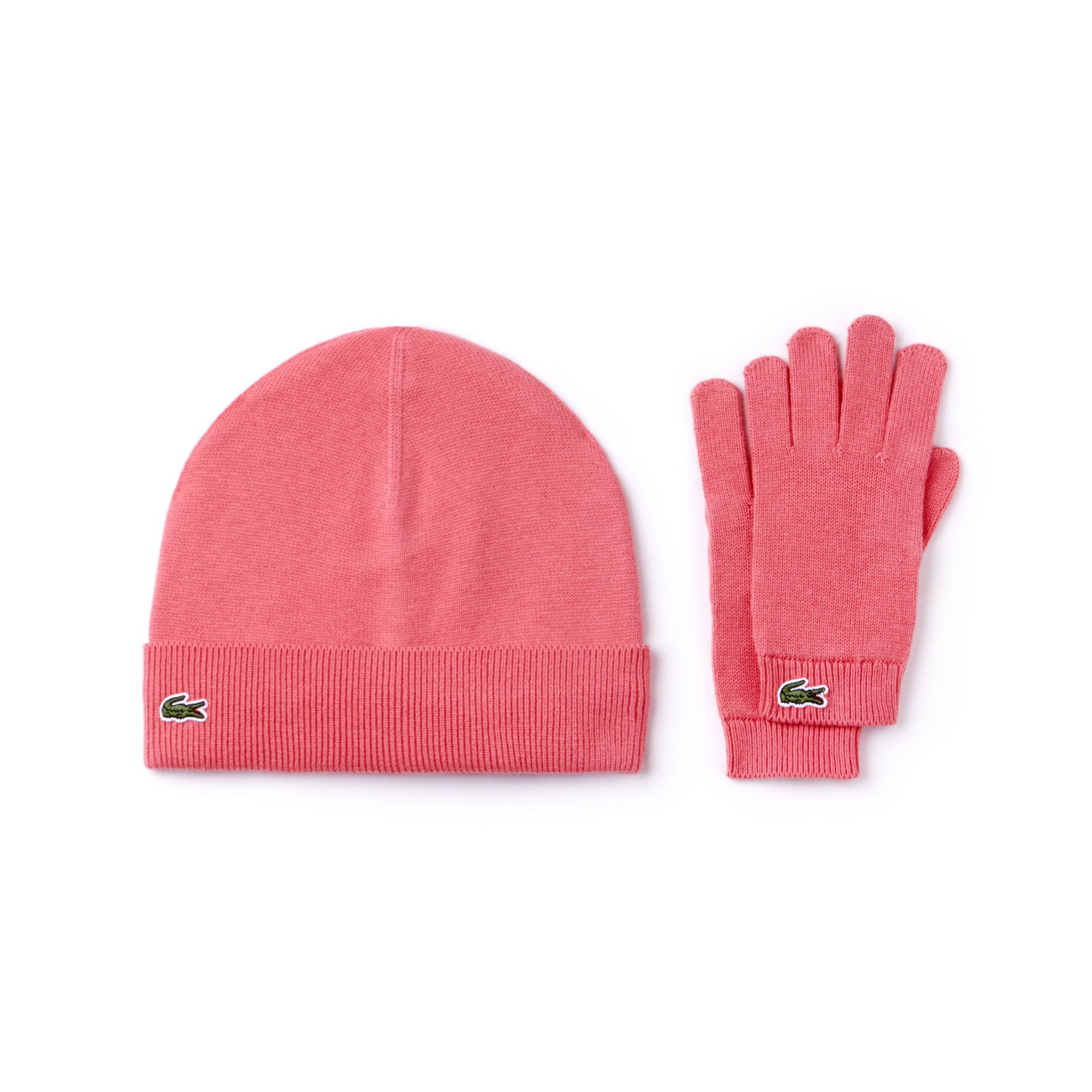 Boys' Cotton And Cashmere Jersey Beanie And Gloves
