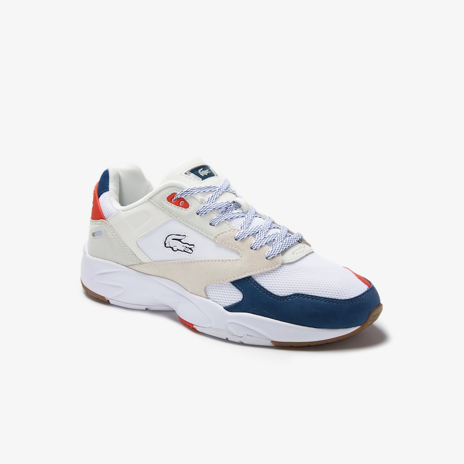 Men's Storm 96 LO Textile Trainers