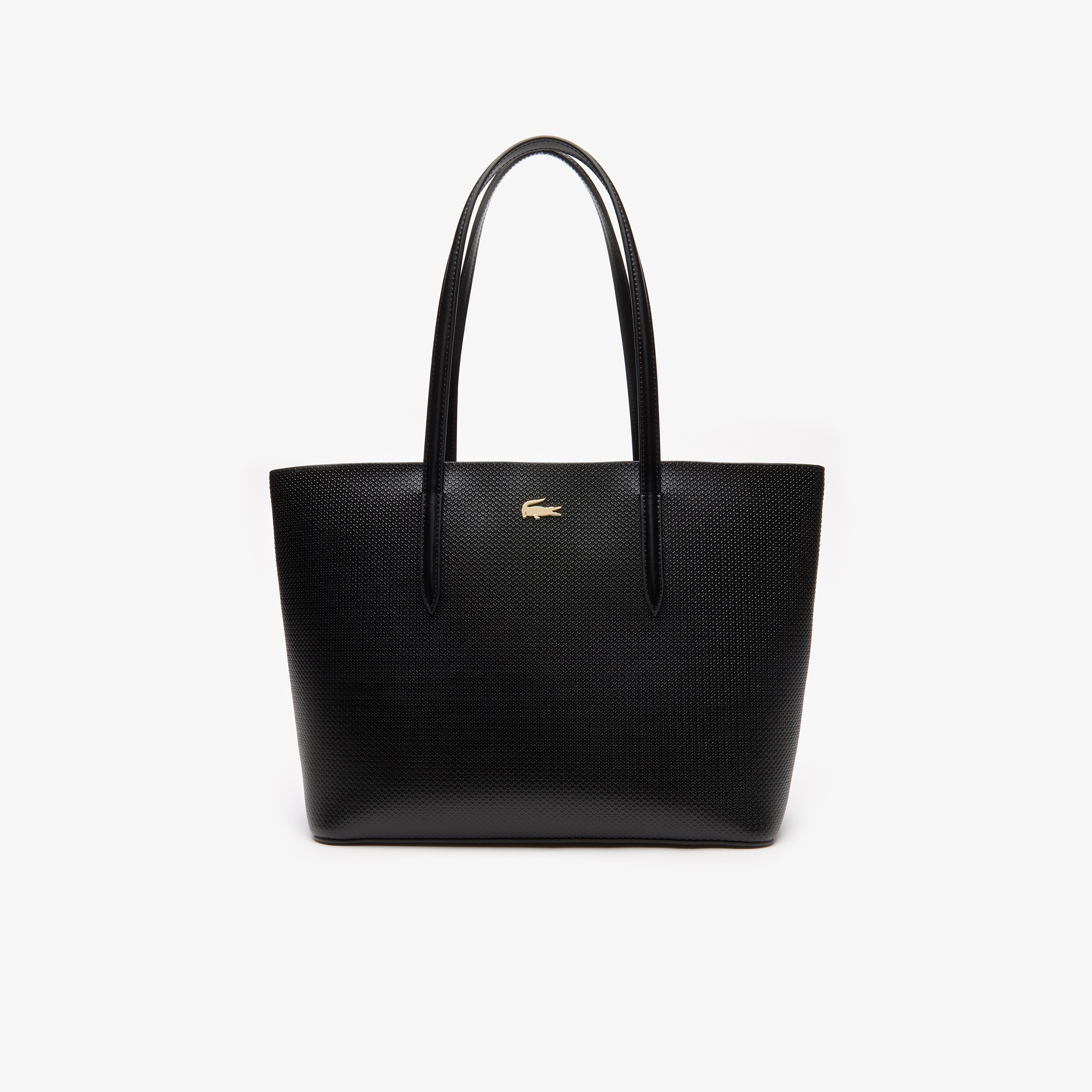 Women's Chantaco Piqué Leather Zip Tote Bag