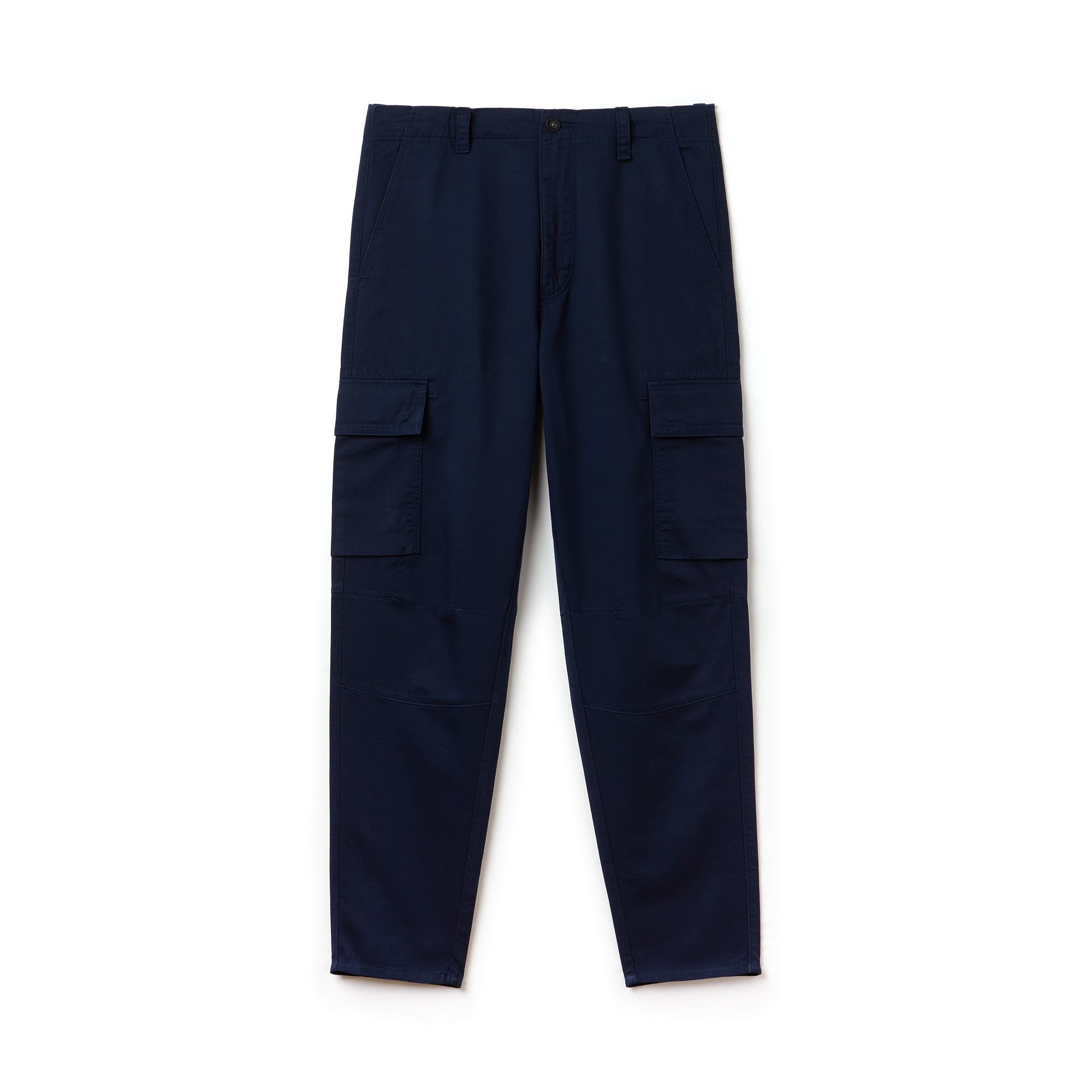 Men's Cotton Twill Cargo Pants