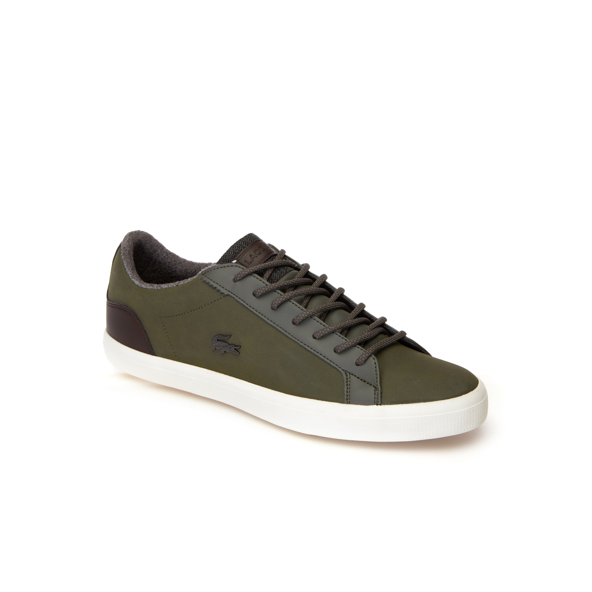 Men's Lerond Leather Trainers