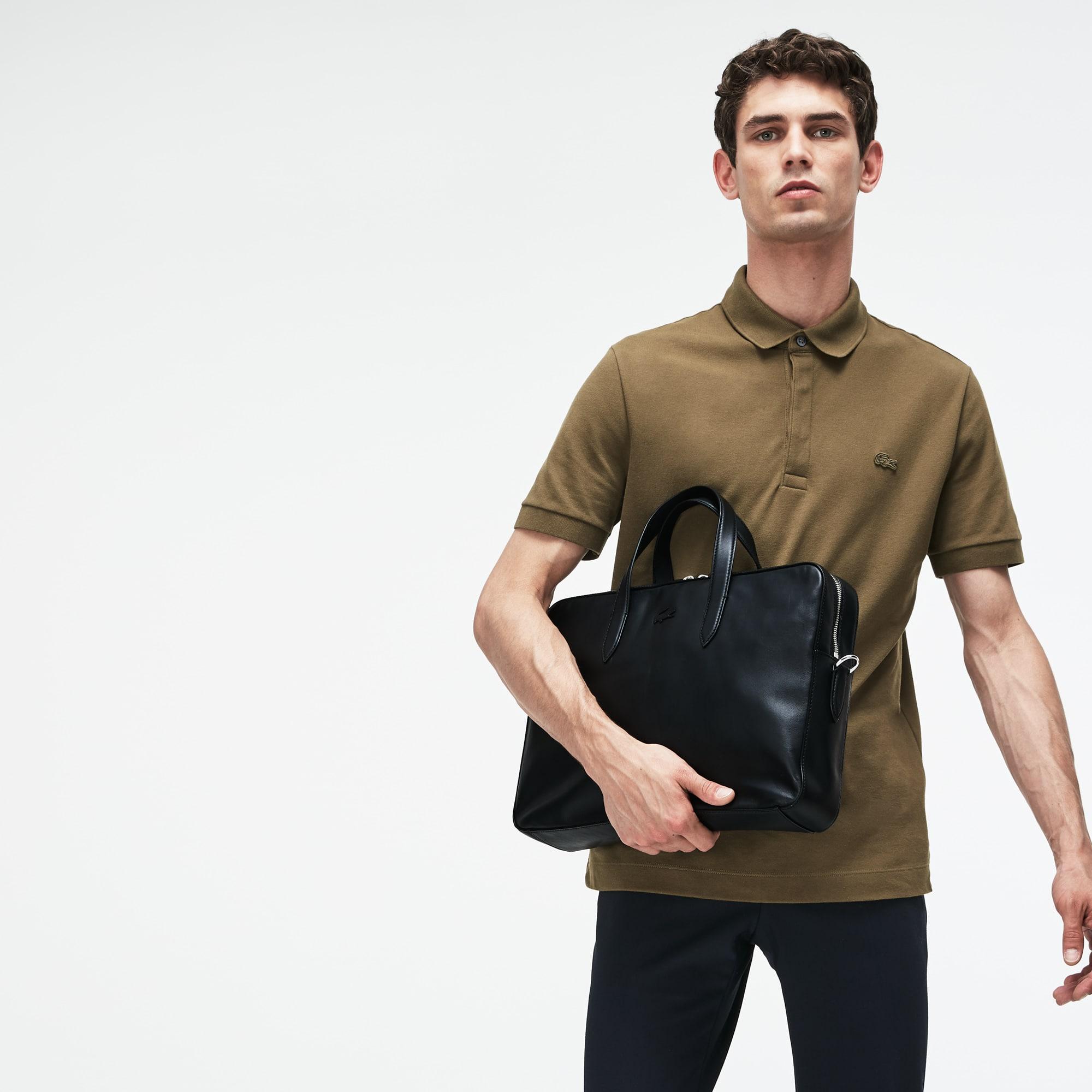 Men's L.12.12 Business Leather Computer Bag