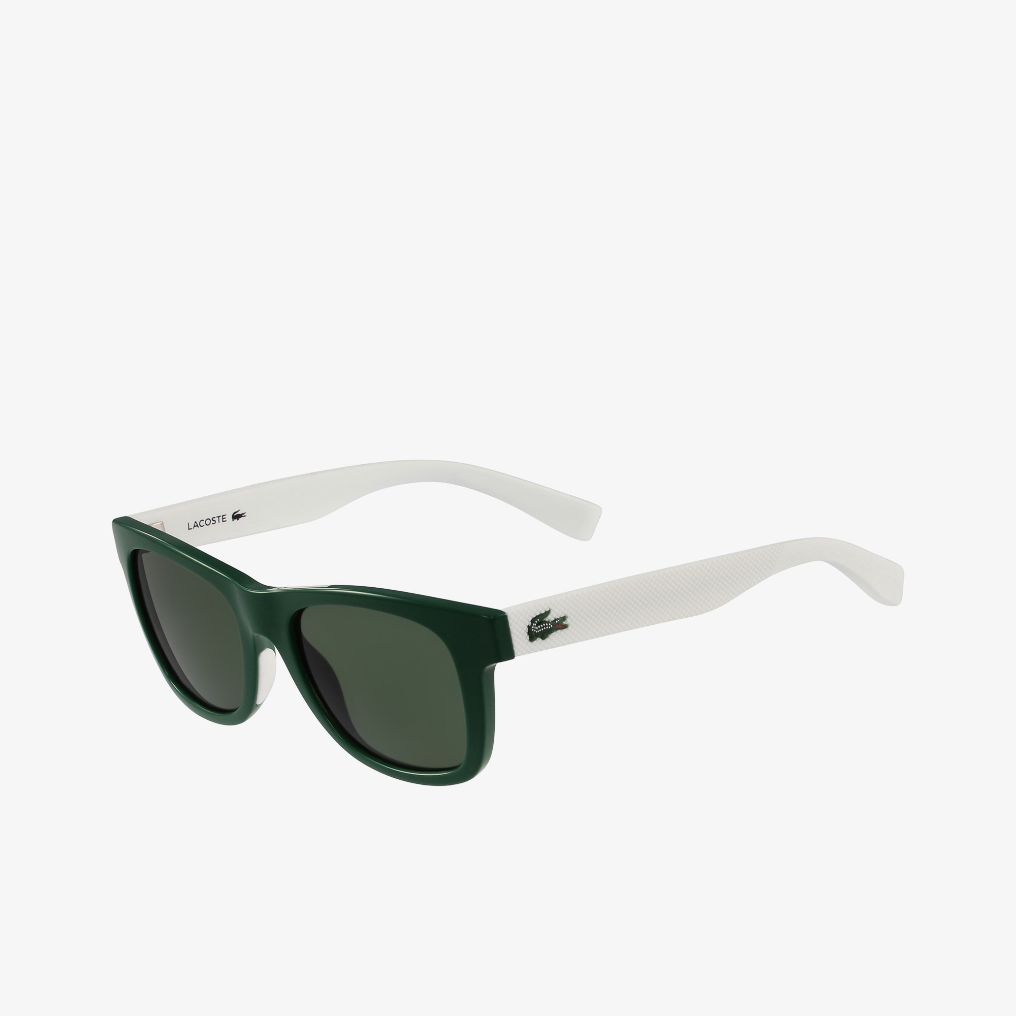 Modified Rectangle Plastic L.12.12 T(w)eens Sunglasses