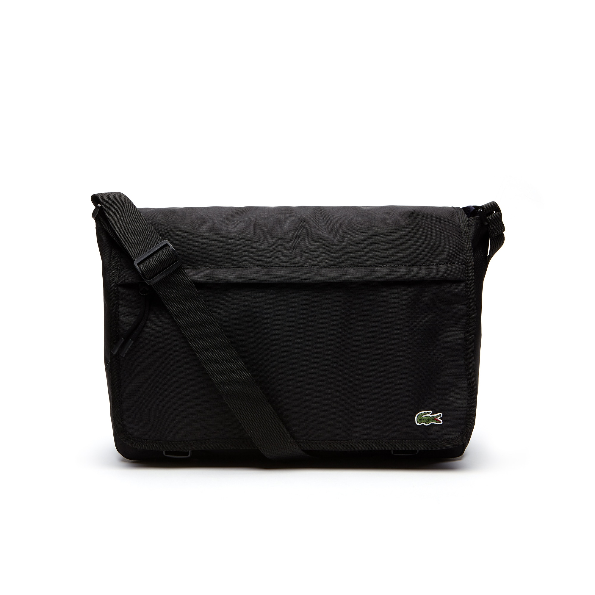 Men's Néocroc Canvas Flap Bag