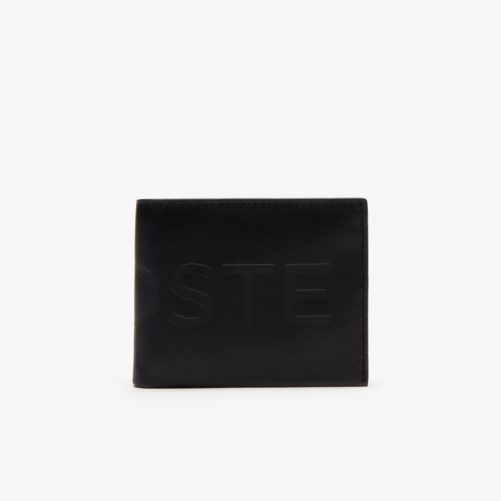 Men's L.12.12 Signature Small Leather Wallet