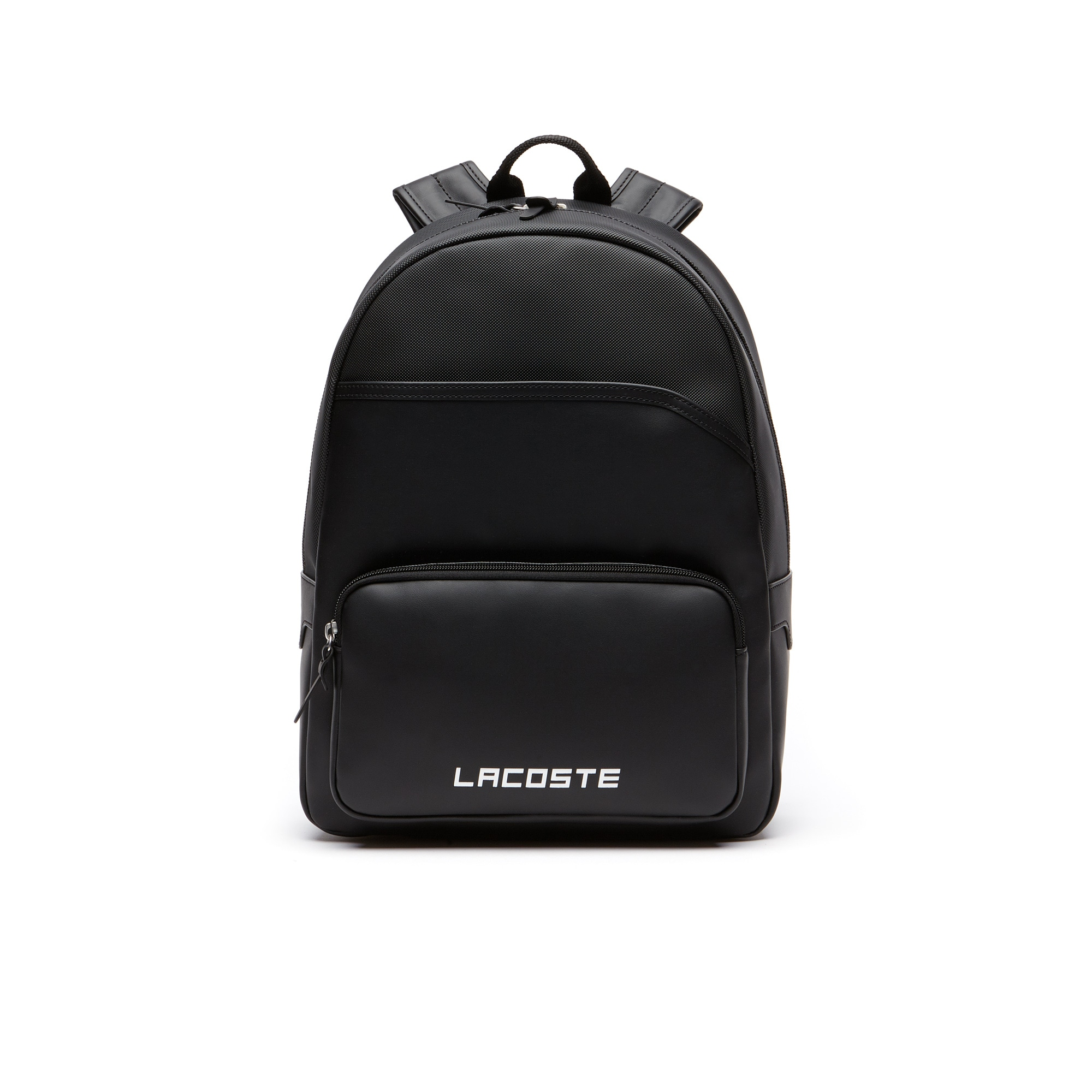 Men's Ultimum Lacoste Lettering Petit Piqué Backpack