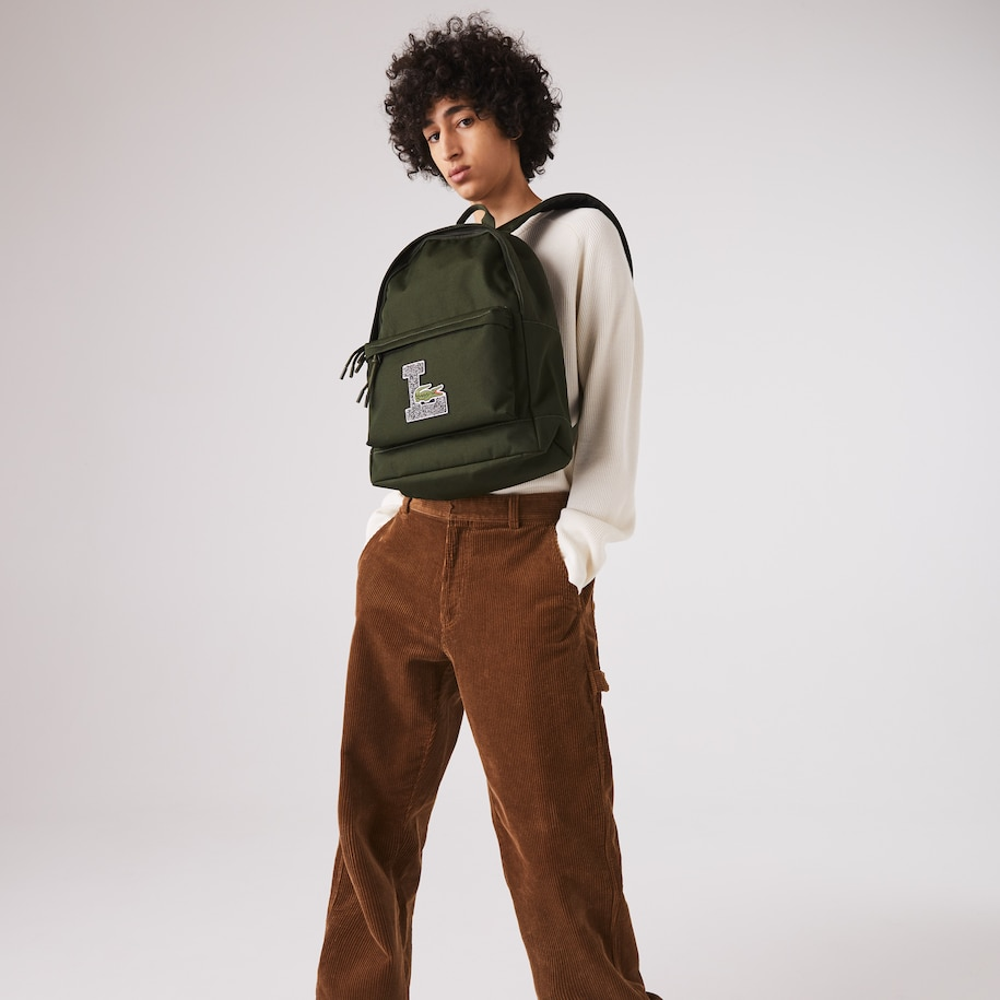 Men's Neocroc L Patch Canvas Backpack