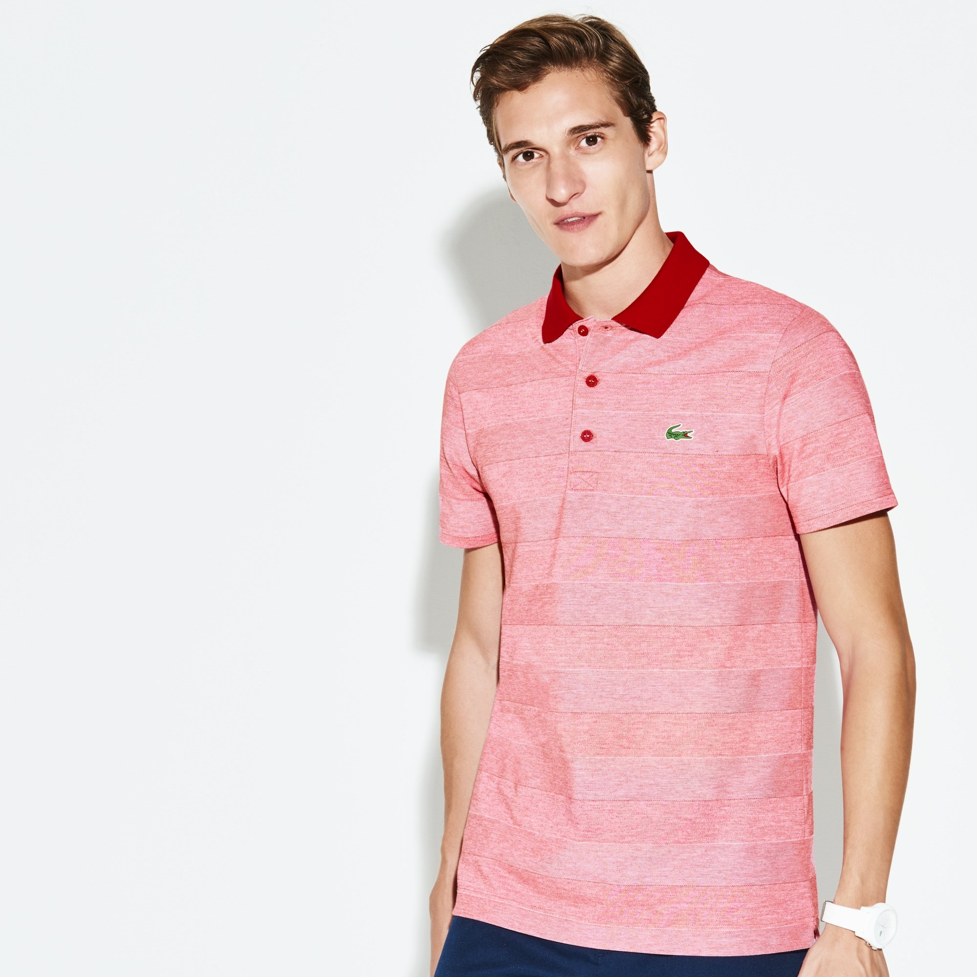 Men's Lacoste SPORT Technical Jersey Golf Polo Shirt