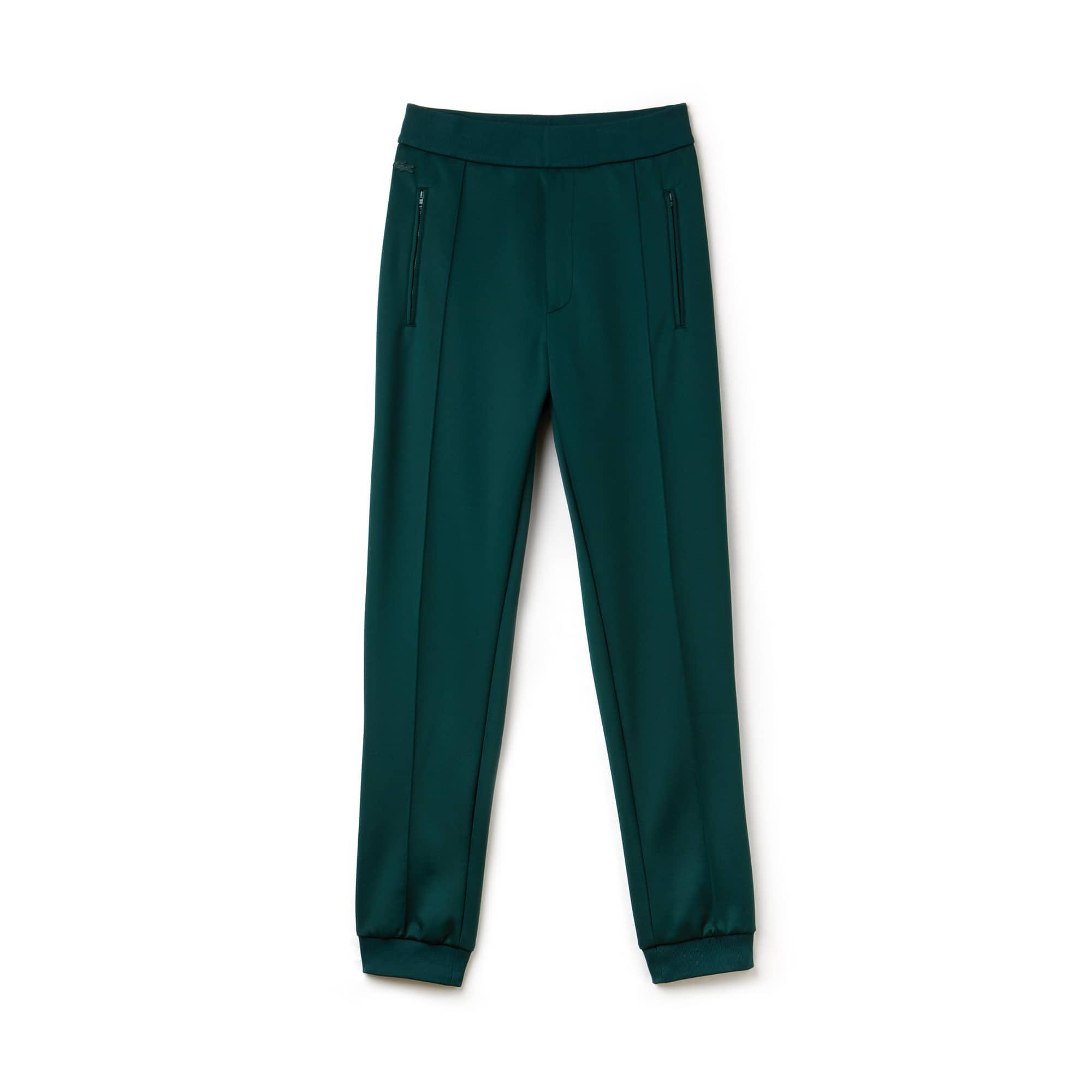 Men's Fashion Show Technical Neoprene Urban Jogging Pants
