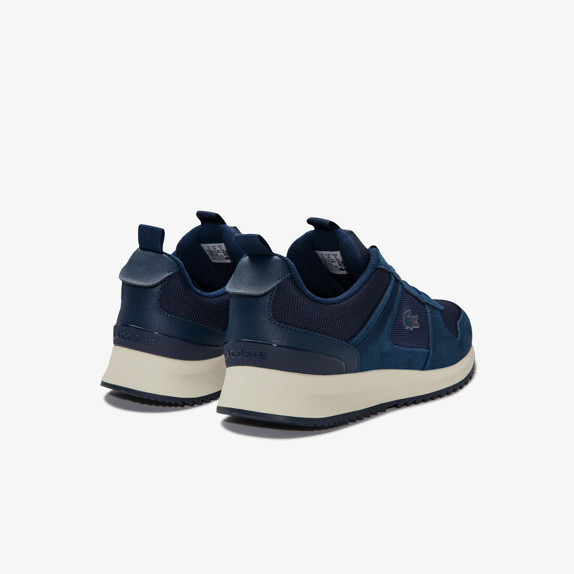 Men's Joggeur 2.0 Textile and Suede Trainers