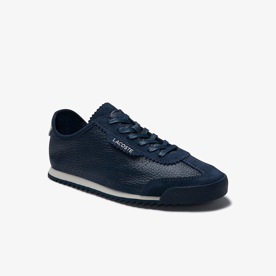Women's Ascenta Leather and Suede Trainers