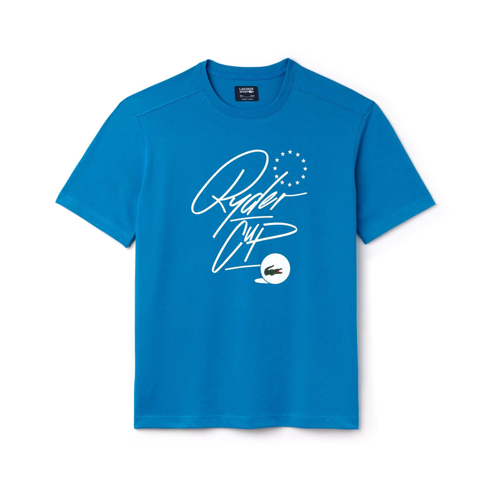 Men's Lacoste SPORT Ryder Cup Edition Tech Jersey Golf T-shirt